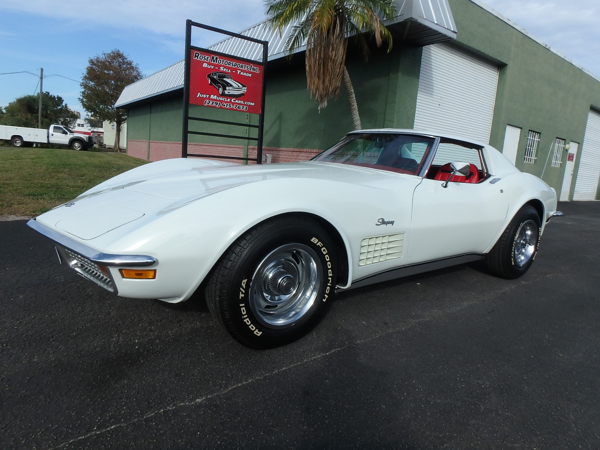 Used 1972 Chevy Corvette