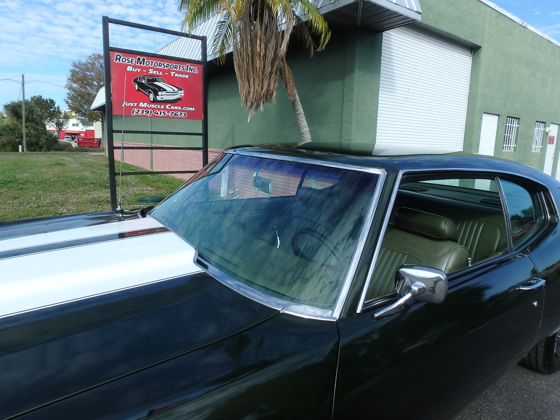Used 1971 Chevy Chevelle SS