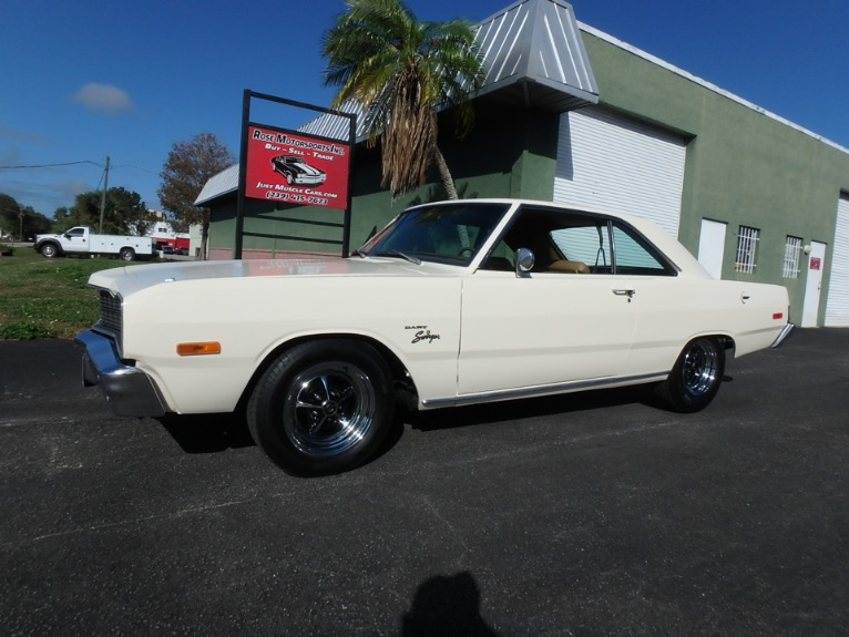 Used 1974 Dodge Dart Swinger for sale $12,900 at Rose Motorsports, Inc. in Fort Myers FL
