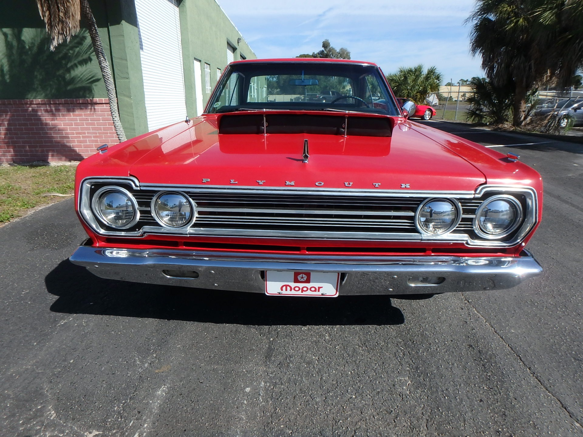 Used 1967 Plymouth Belvedere II