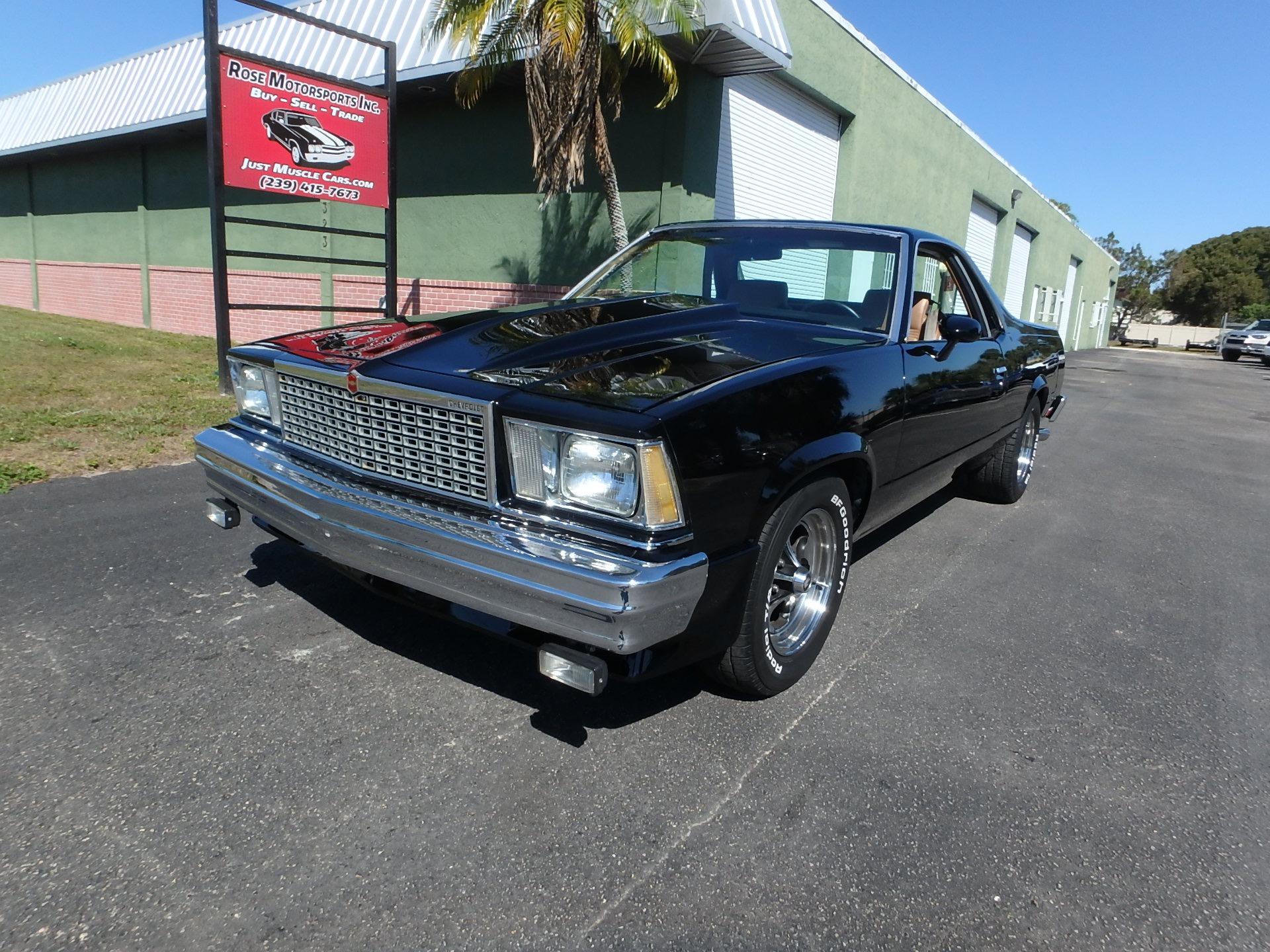 Used 1978 Chevy El Camino