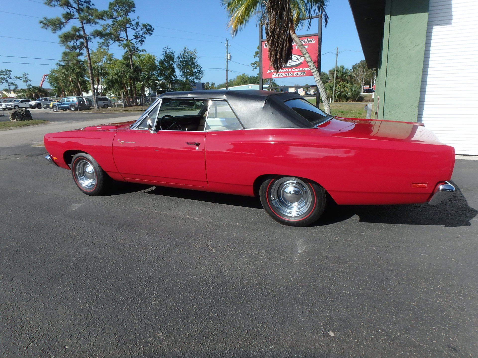 Used 1969 Plymouth Roadrunner Convertible