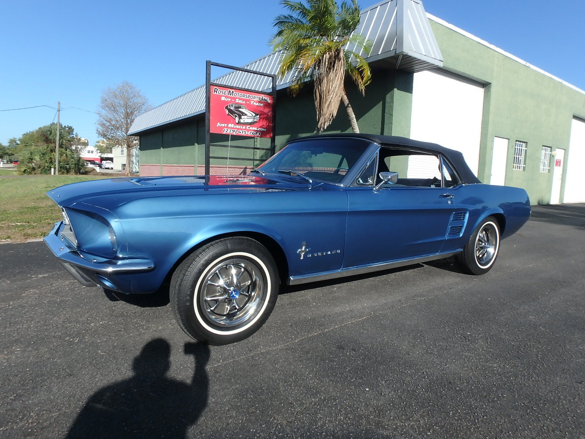 Used Ford Mustang Convertible For Sale