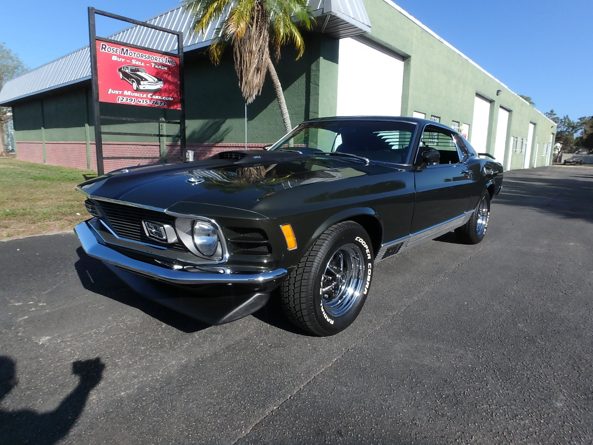 Used 1970 Ford Mustang Mach I