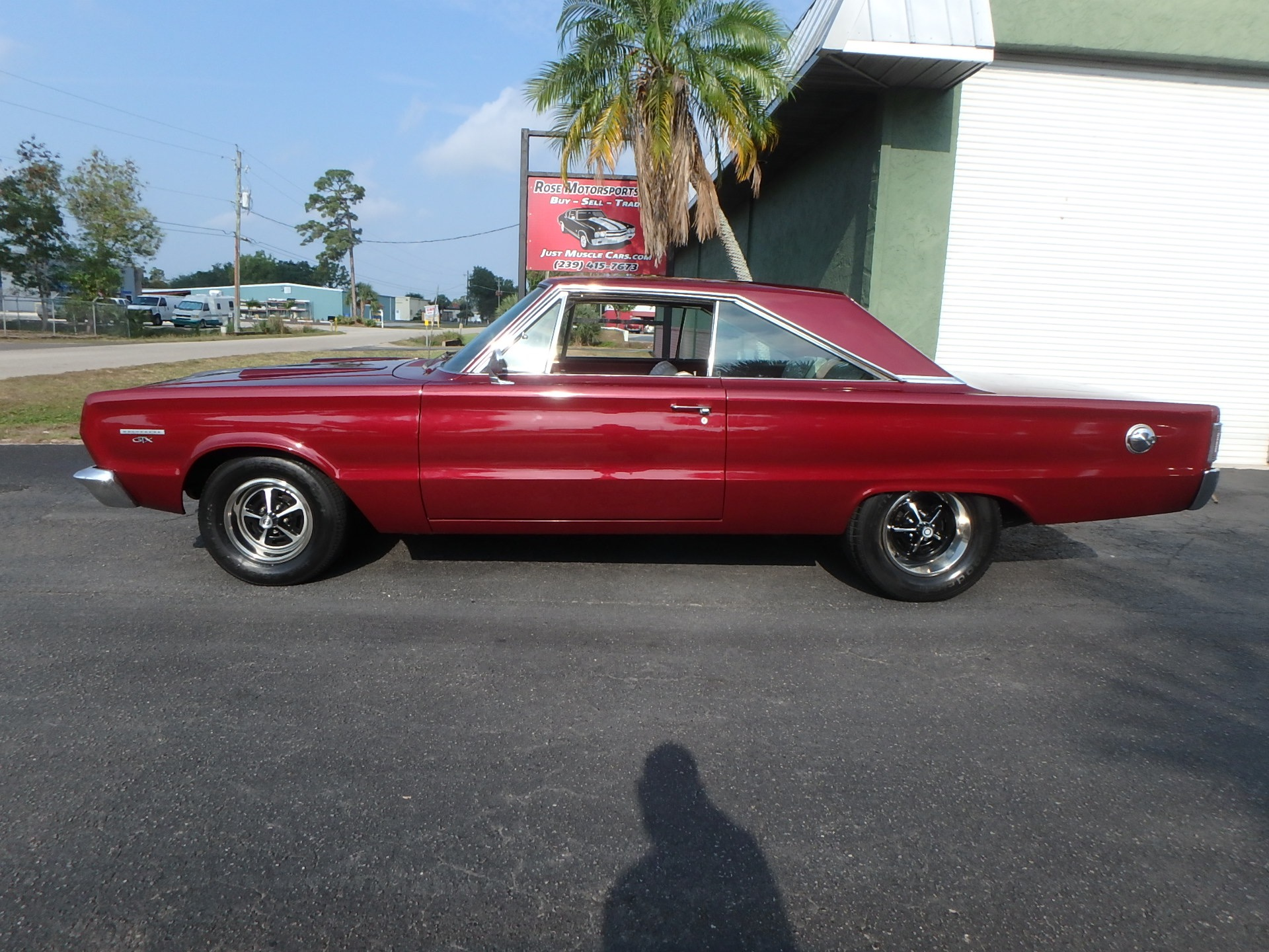 Used 1967 Plymouth GTX
