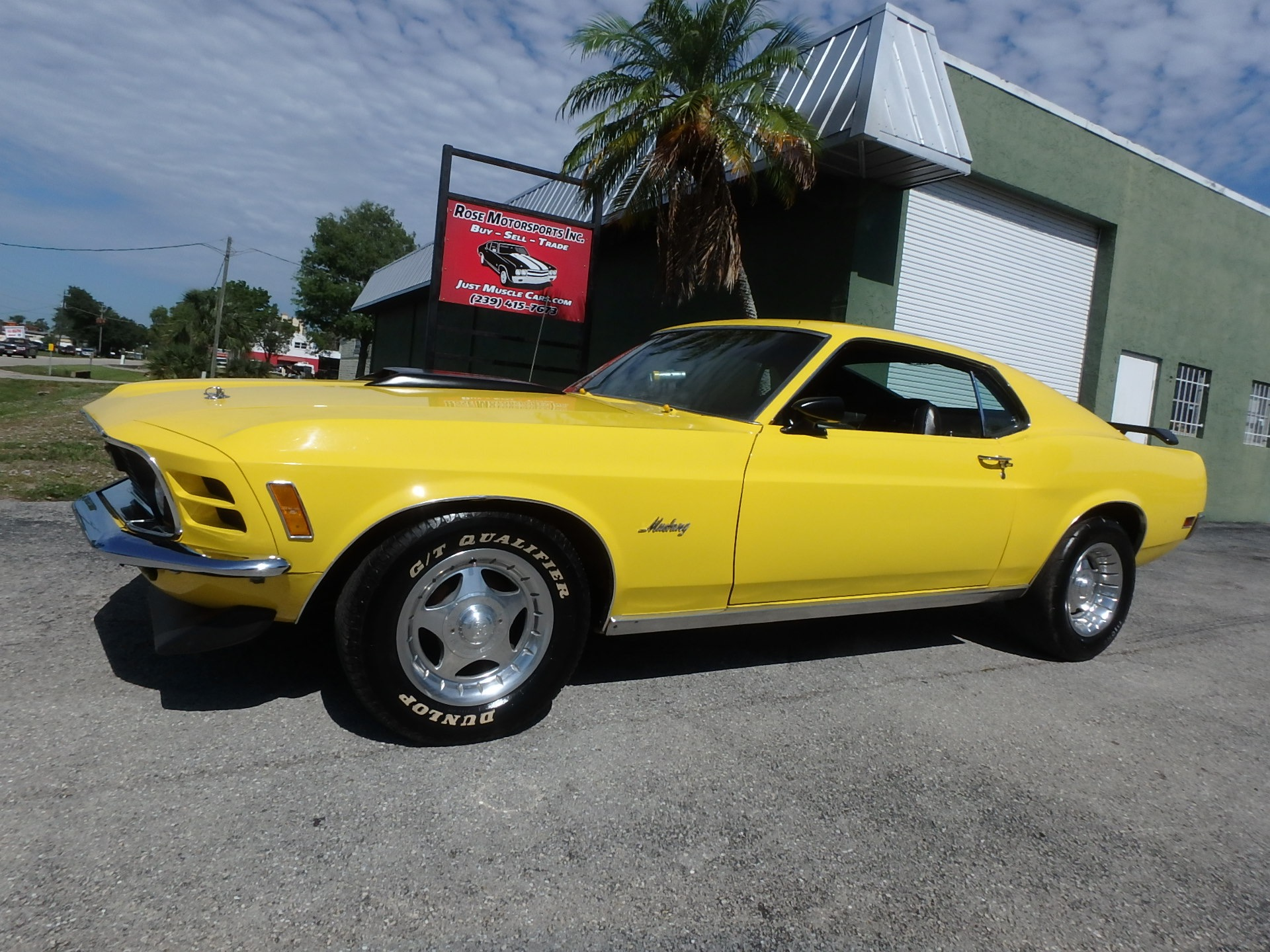 Used 1970 Ford Mustang Fastback For Sale ($26,900) | Rose