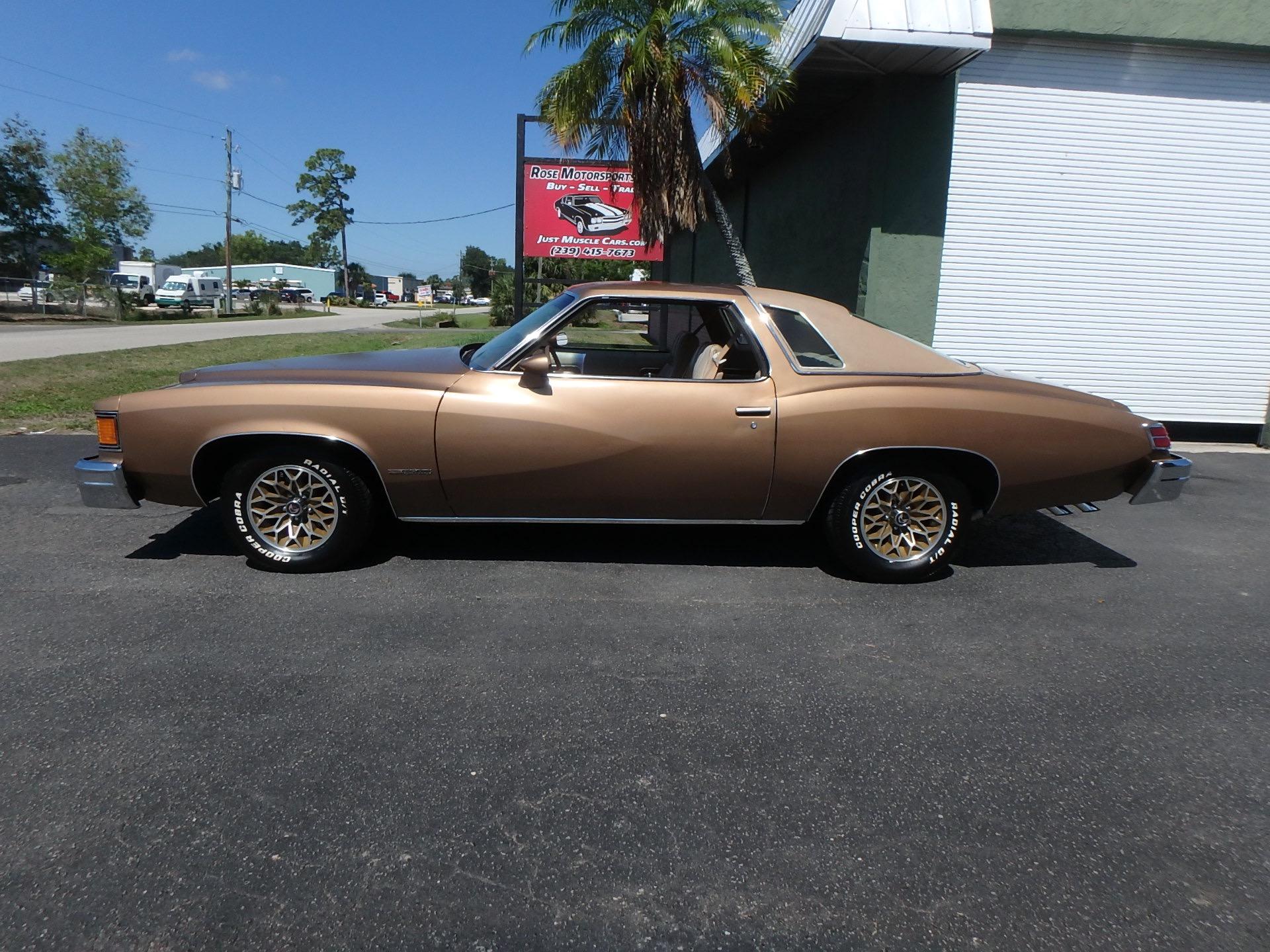 Used 1976 Pontiac Lemans