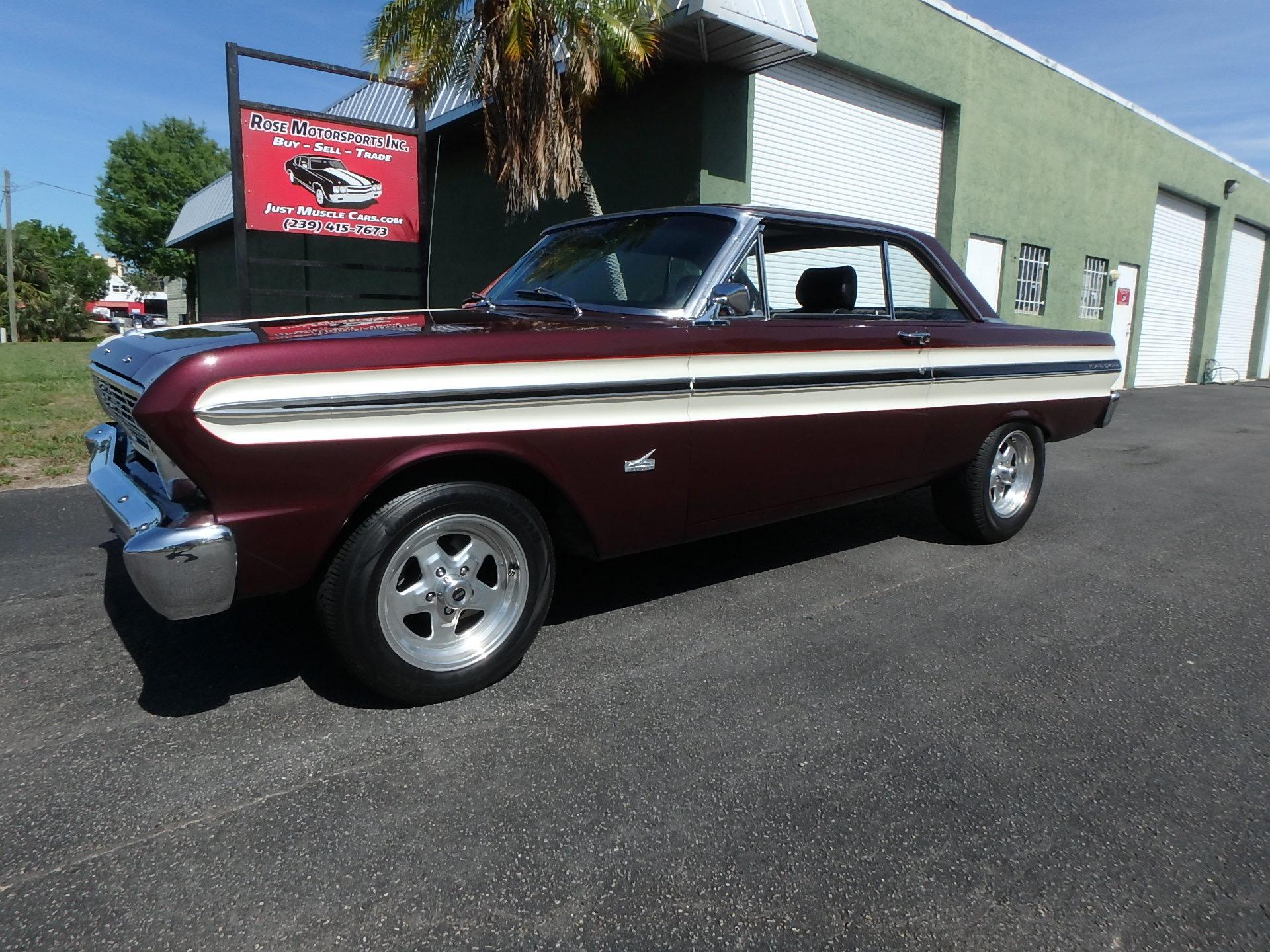 Used 1965 Ford Falcon Futura