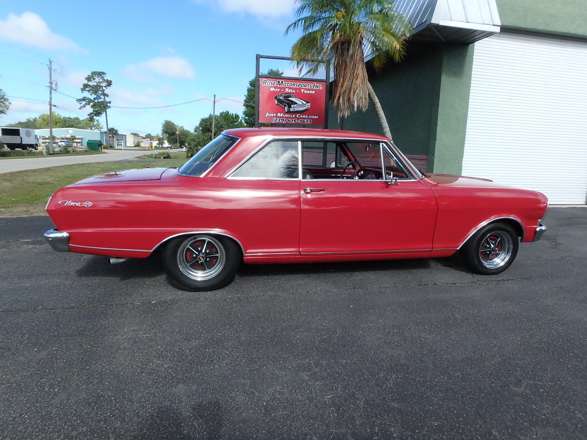 Used 1965 Chevy Nova SS