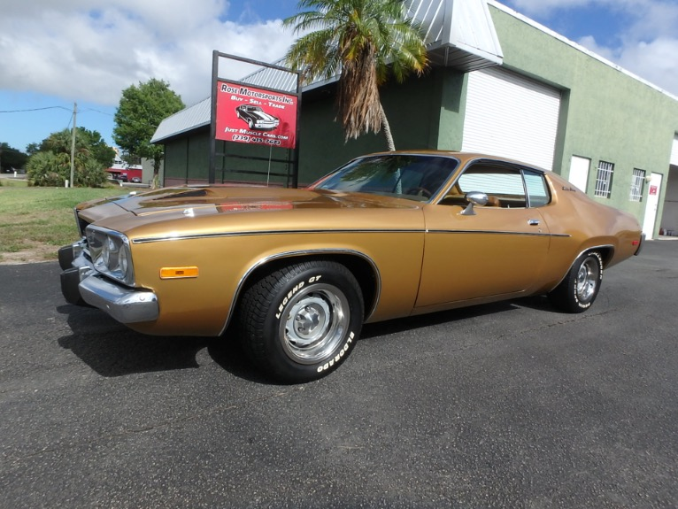 Used 1973 Plymouth Satellite/RoadRunner for sale $17,900 at Rose Motorsports, Inc. in Fort Myers FL