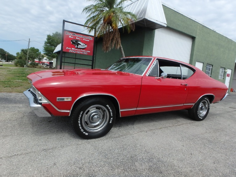Used 1968 Chevy Chevelle for sale $24,900 at Rose Motorsports, Inc. in Fort Myers FL
