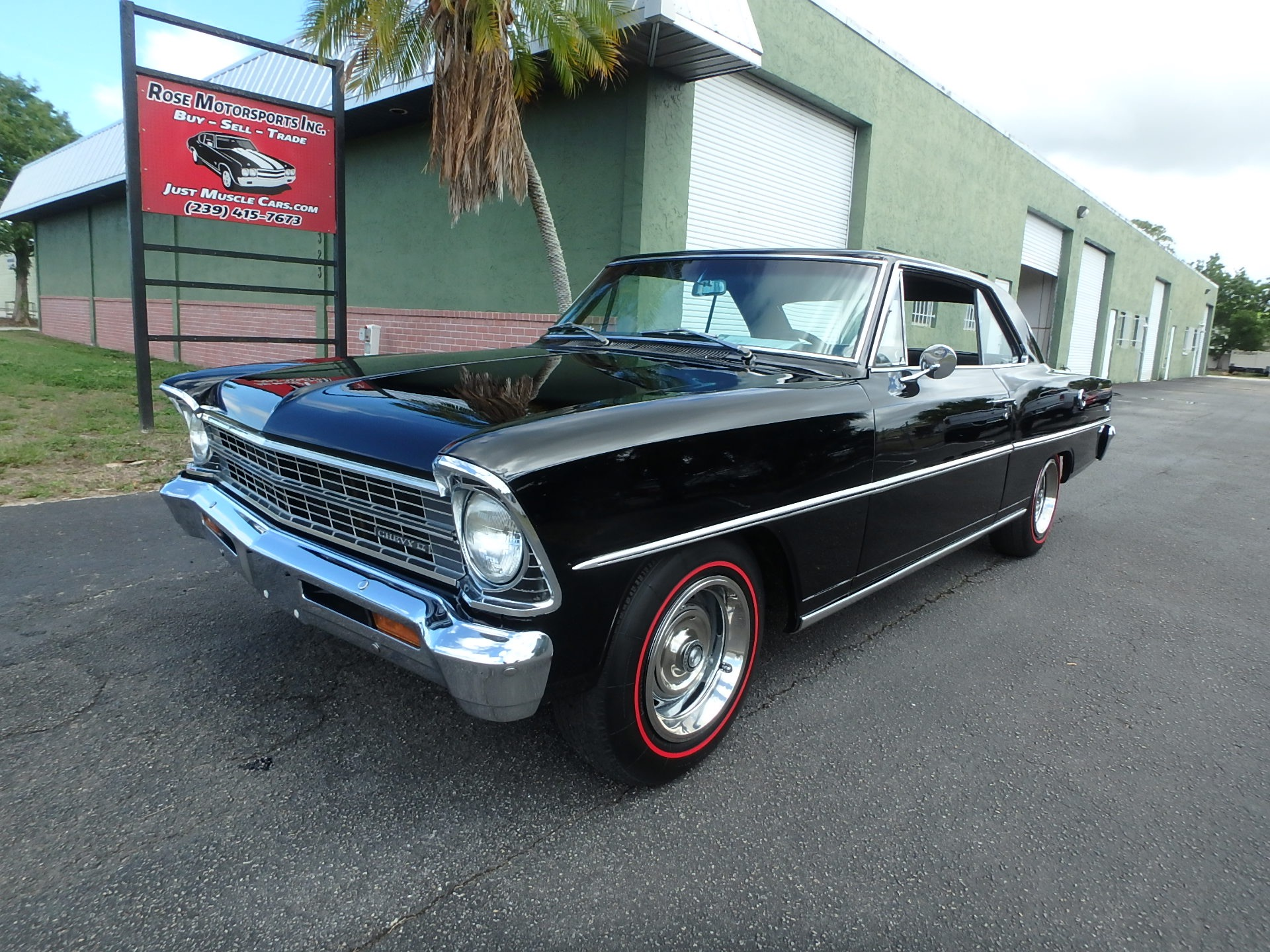 Used 1967 Chevy II Nova
