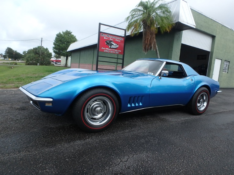 Used 1968 Chevy Corvette for sale $28,500 at Rose Motorsports, Inc. in Fort Myers FL