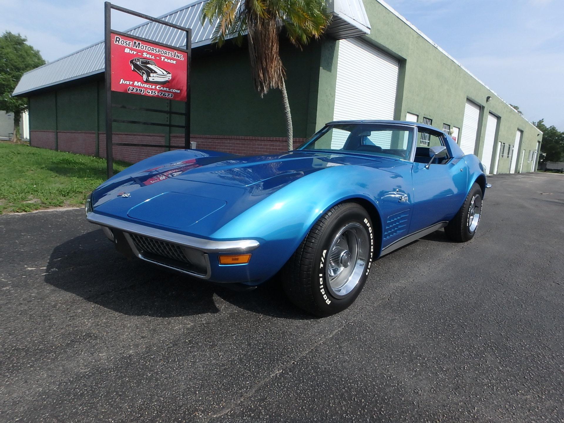 Used 1970 Chevy Corvette