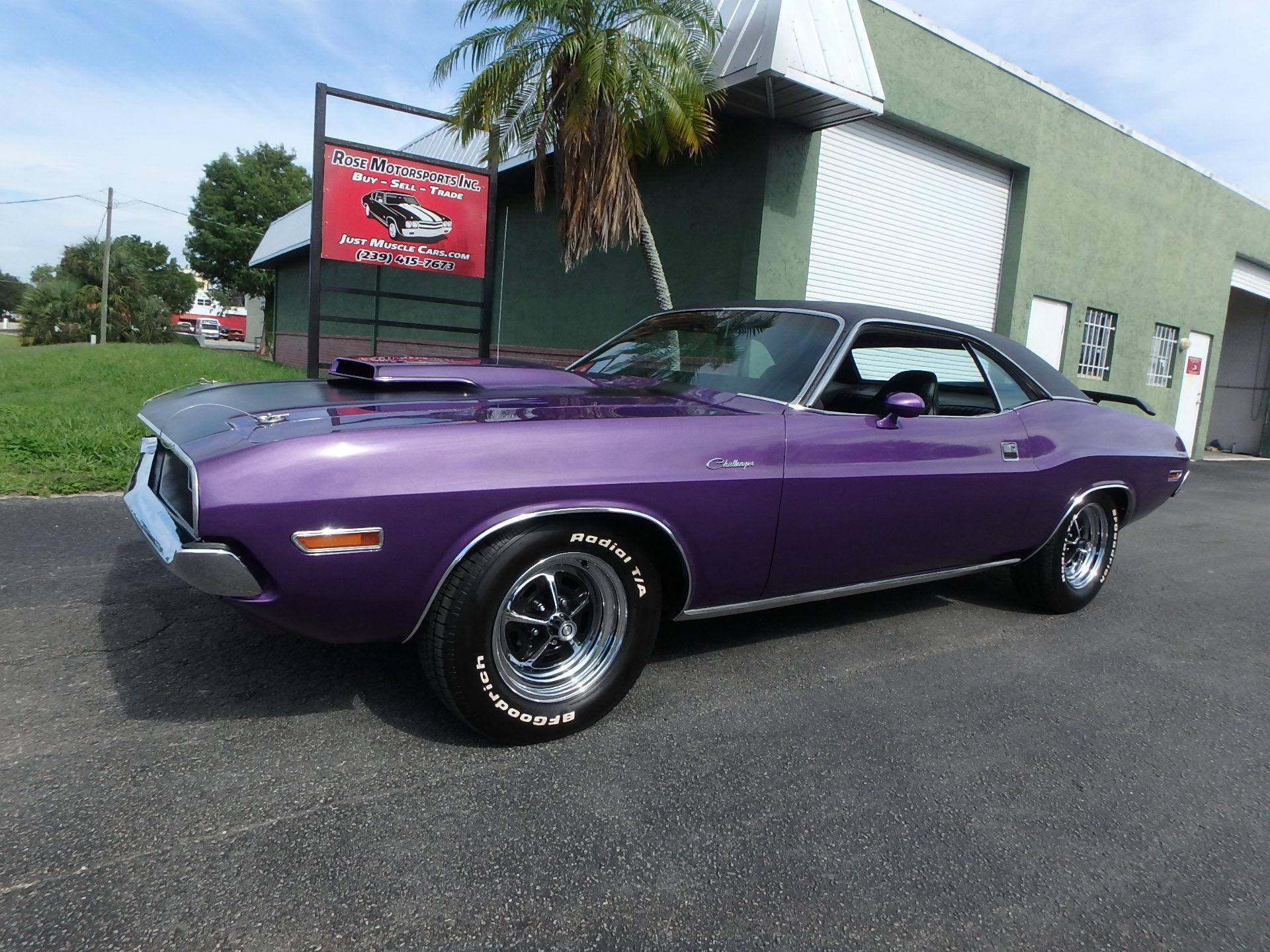 Used 1970 Dodge Challenger
