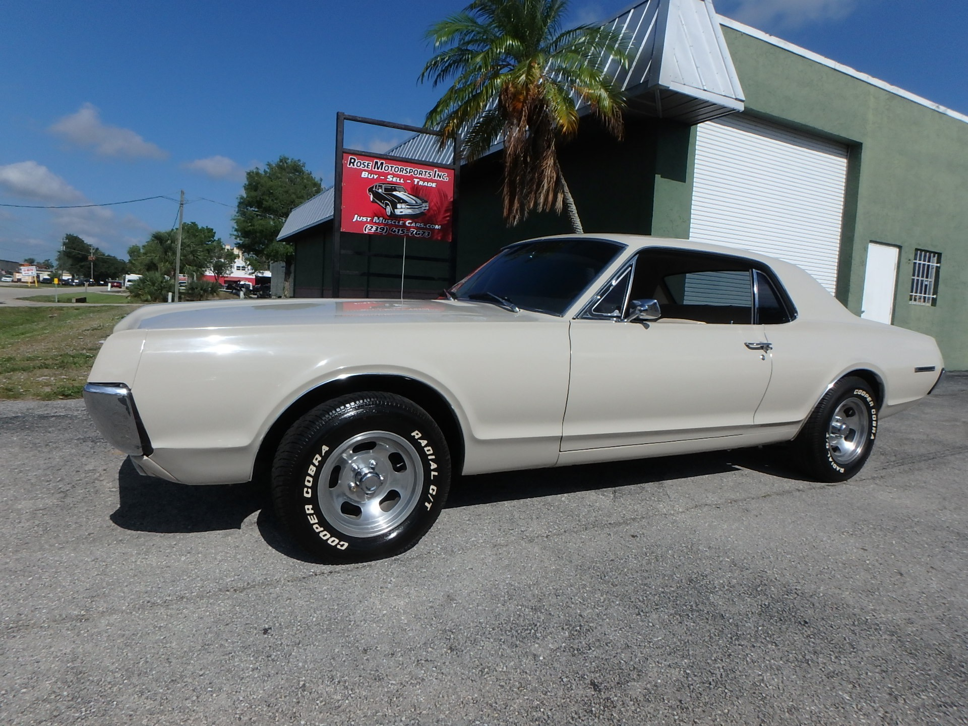 Used 1967 Mercury Cougar