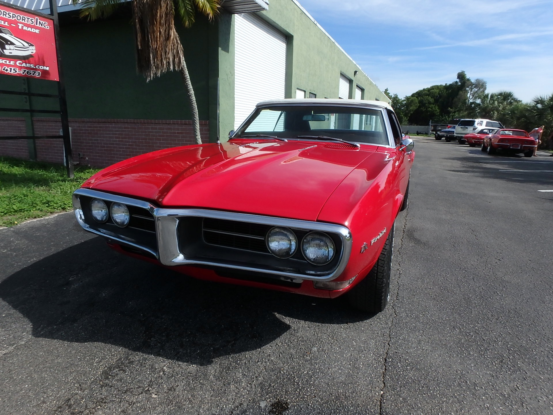 Used 1968 Pontiac Firebird Convertible