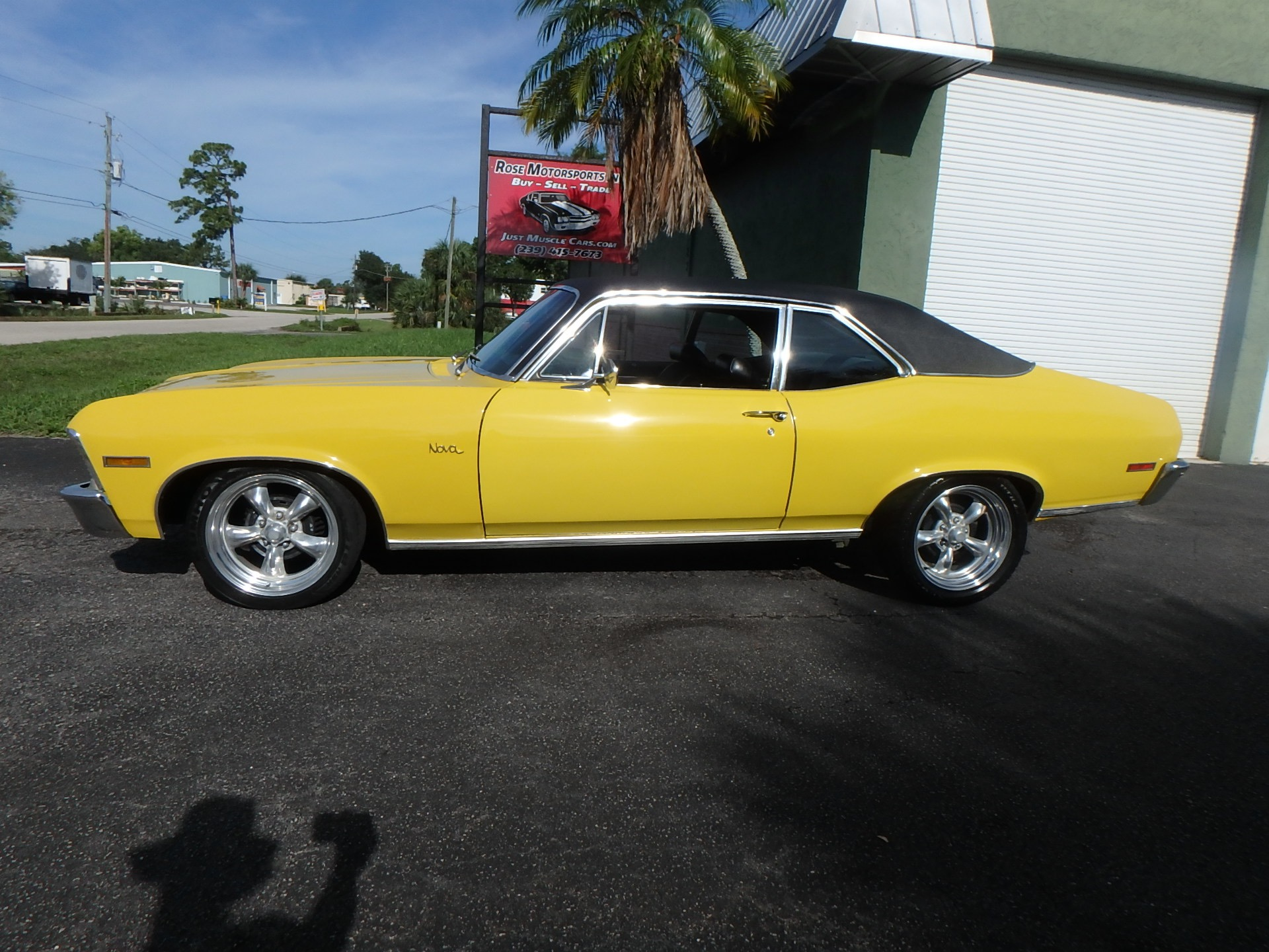 Used 1971 Chevy Nova
