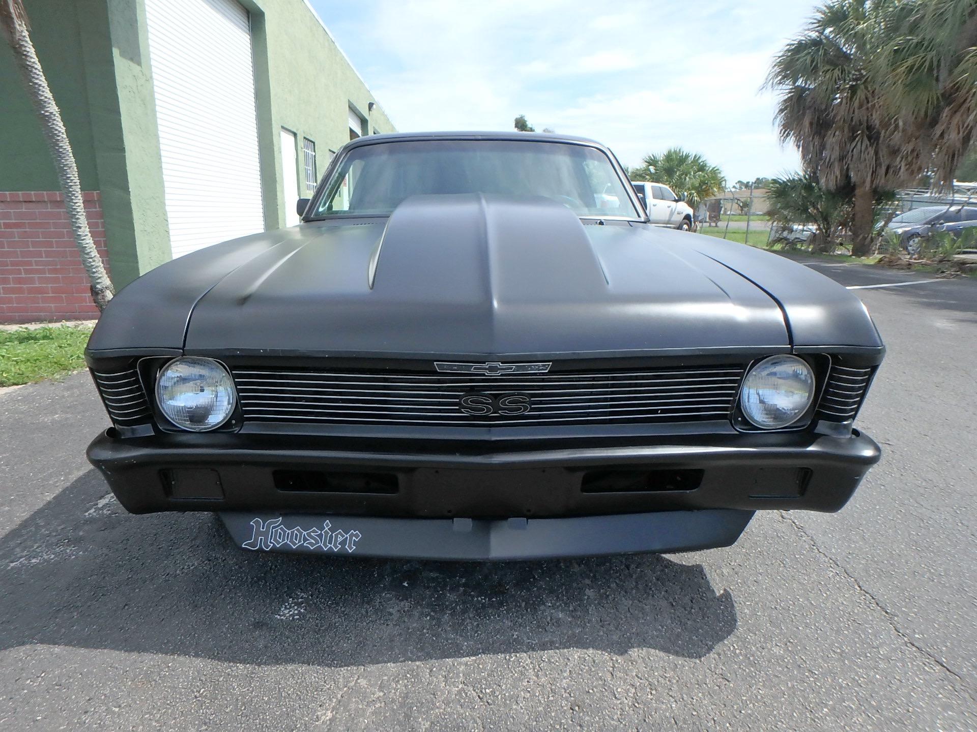 Used 1972 Chevy Nova SS