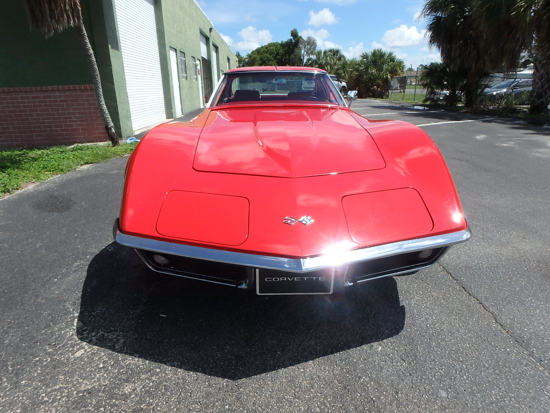 Used 1969 Chevy Corvette Stingray