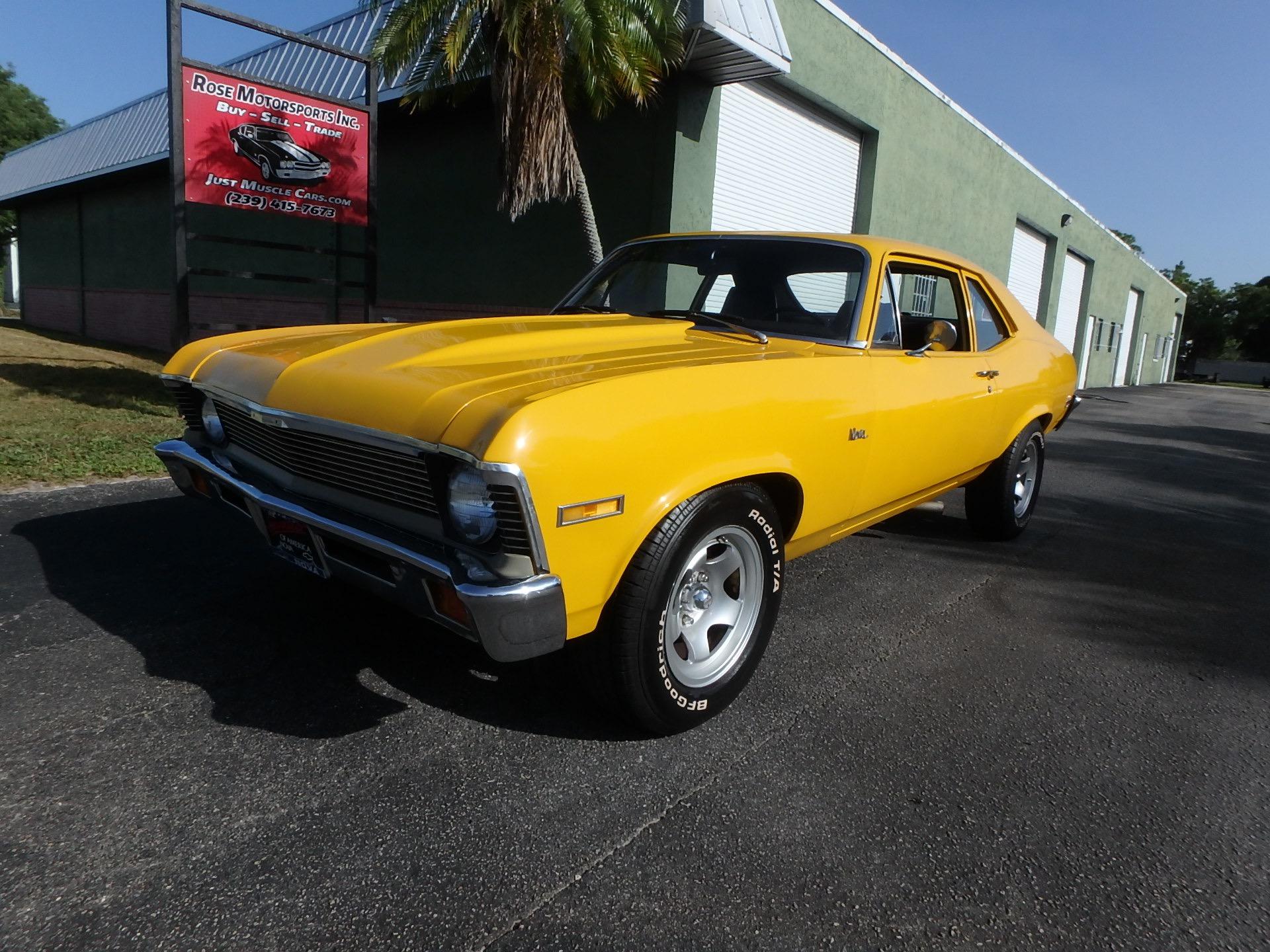 Used 1972 Chevy Nova