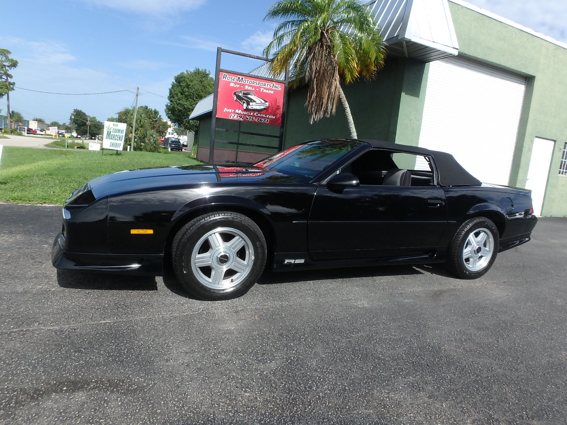 Used 1992 Chevrolet Camaro RS