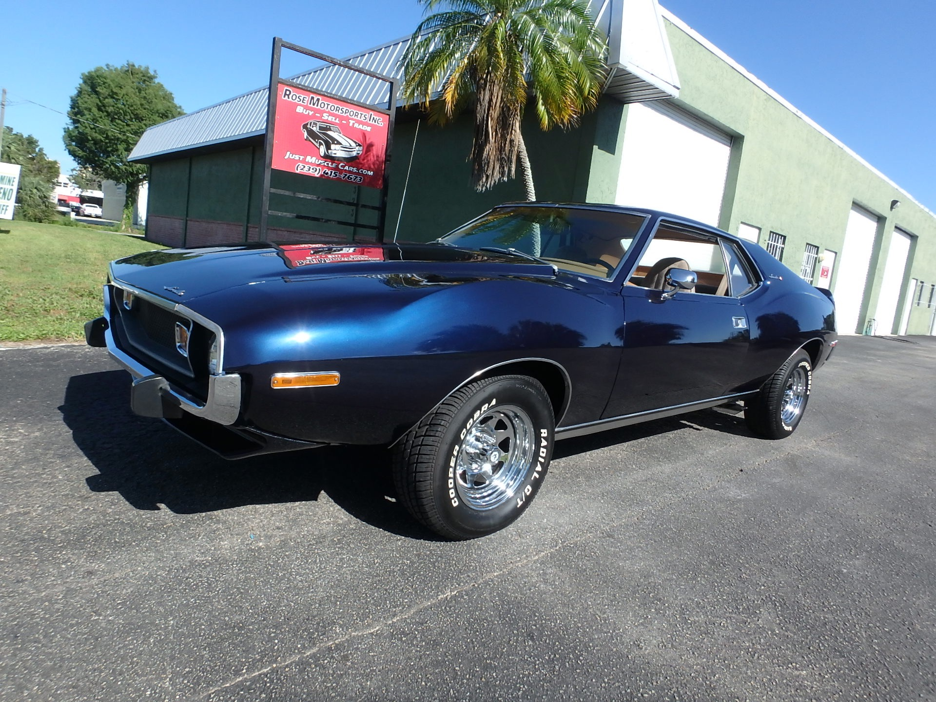 Used 1973 AMC Javelin