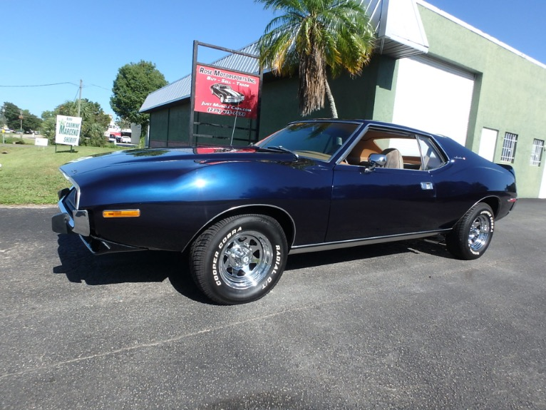 Used 1973 AMC Javelin for sale $16,900 at Rose Motorsports, Inc. in Fort Myers FL
