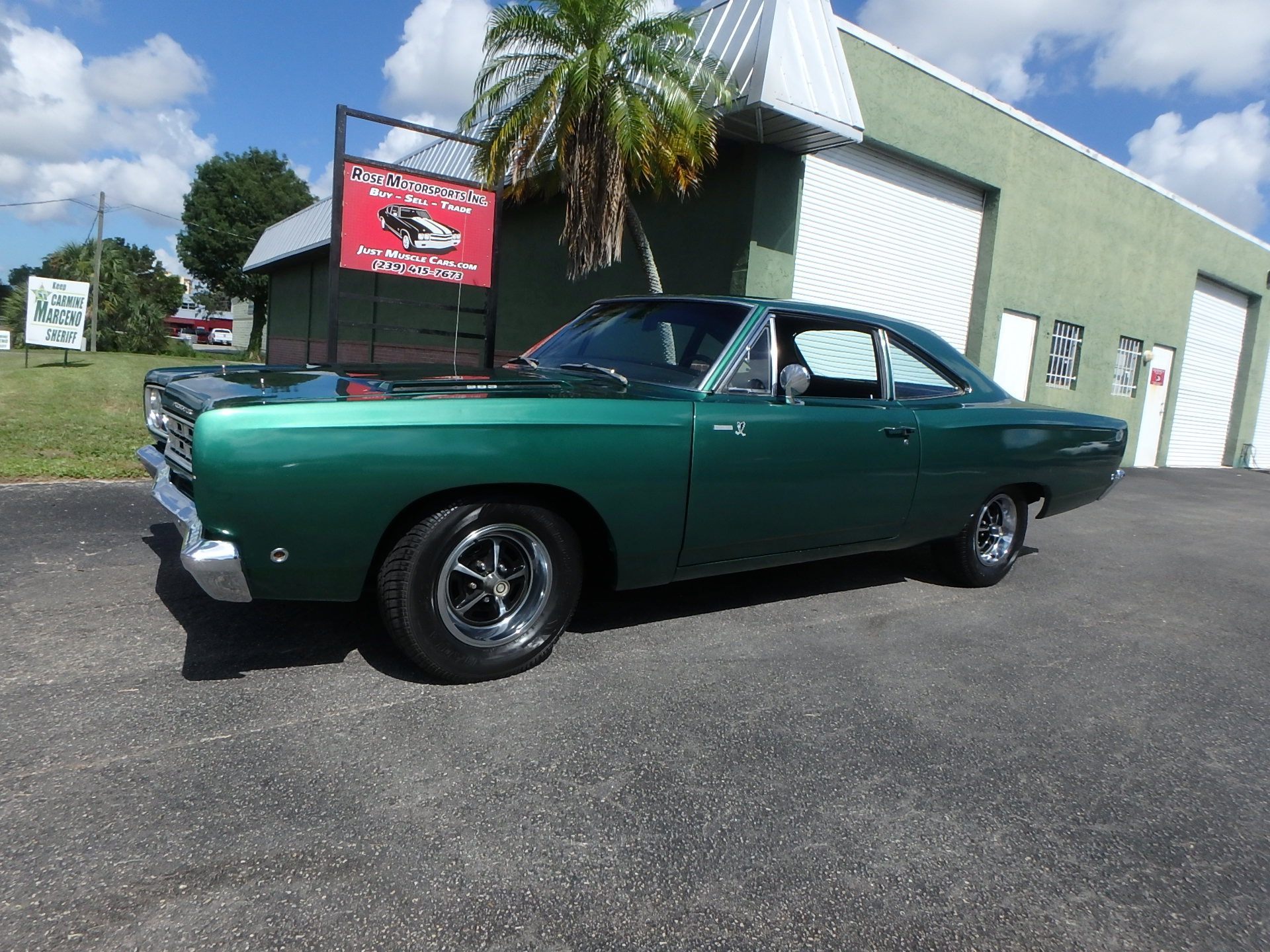 Used 1968 Plymouth Road Runner