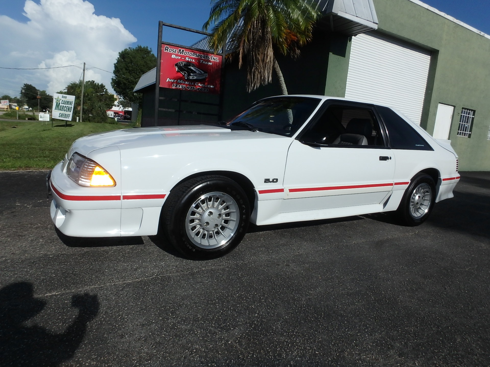 Used 1987 Ford Mustang GT