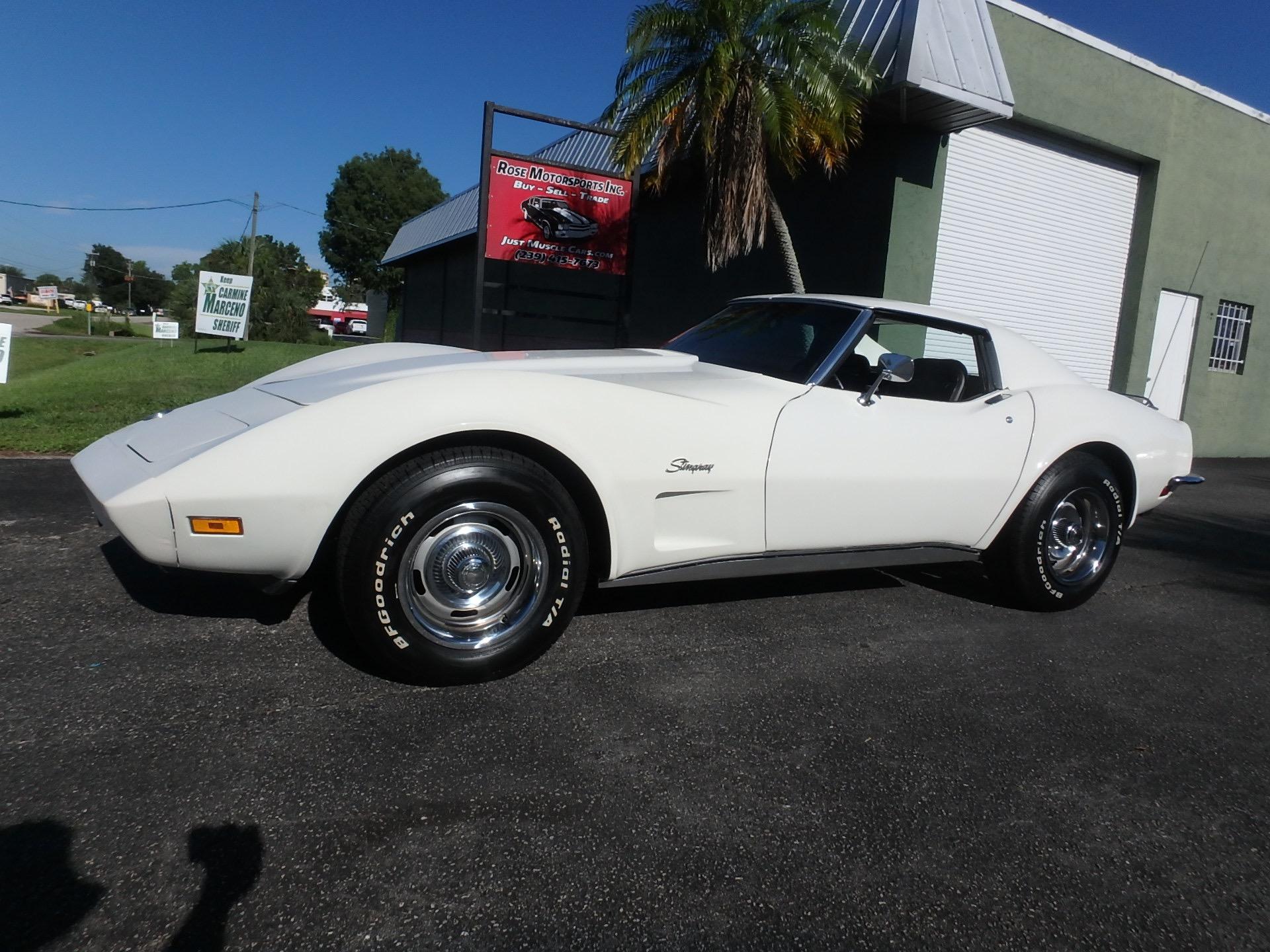 Used 1973 Chevy Corvette Stingray
