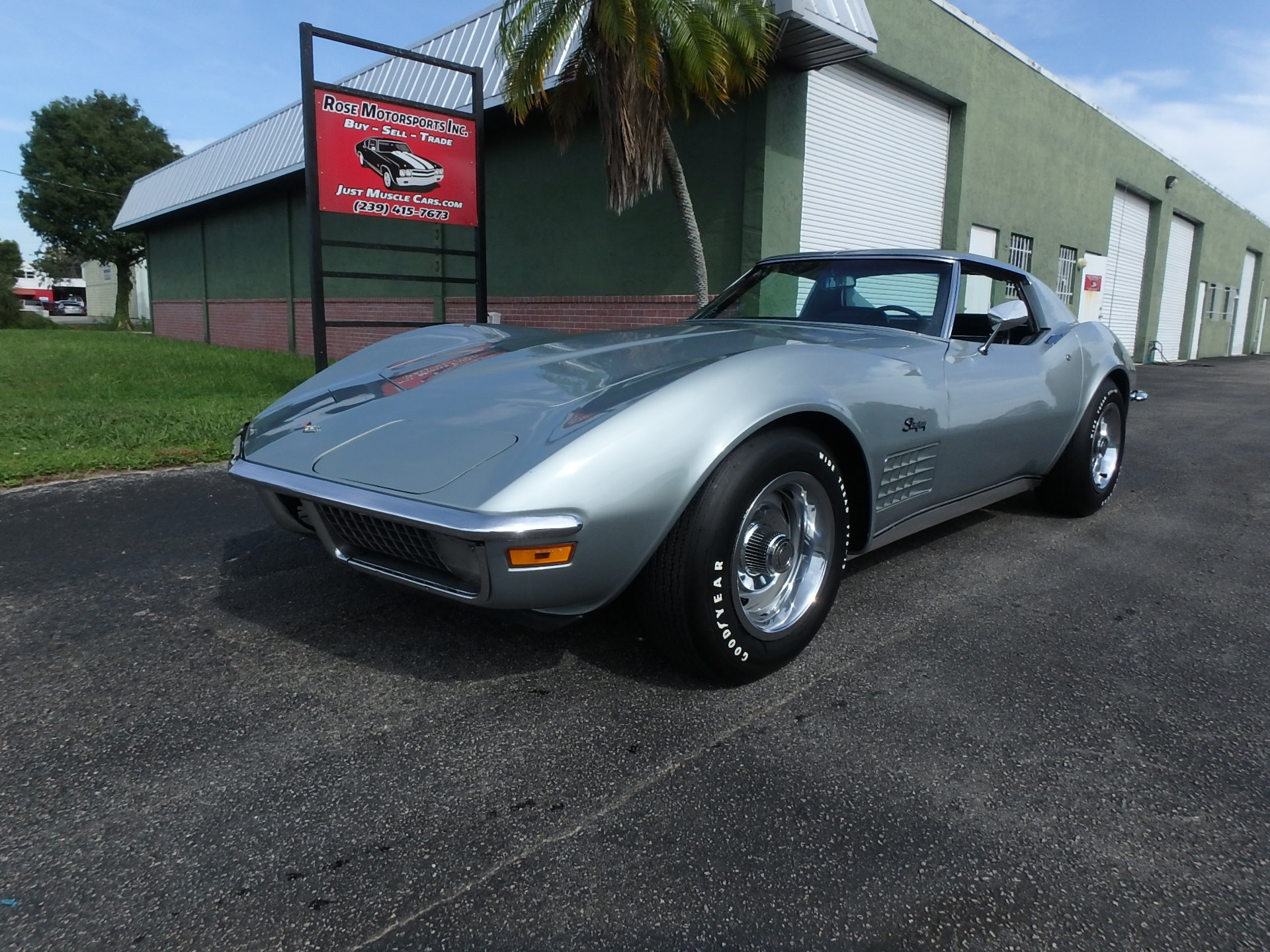 Used 1971 Chevy Corvette Stingray