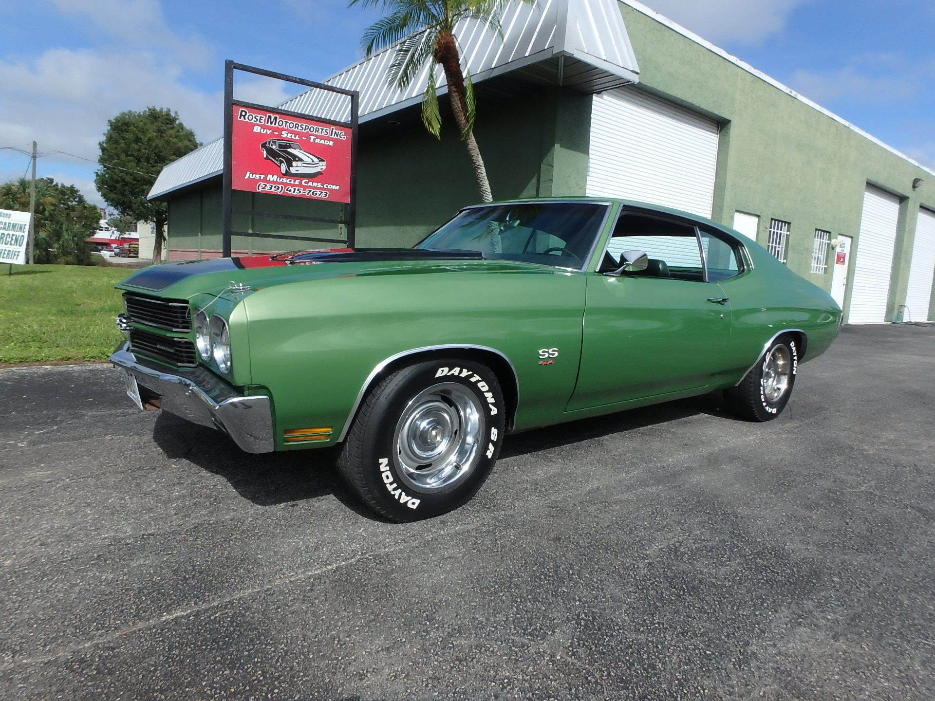 Used 1970 Chevy Chevelle SS454