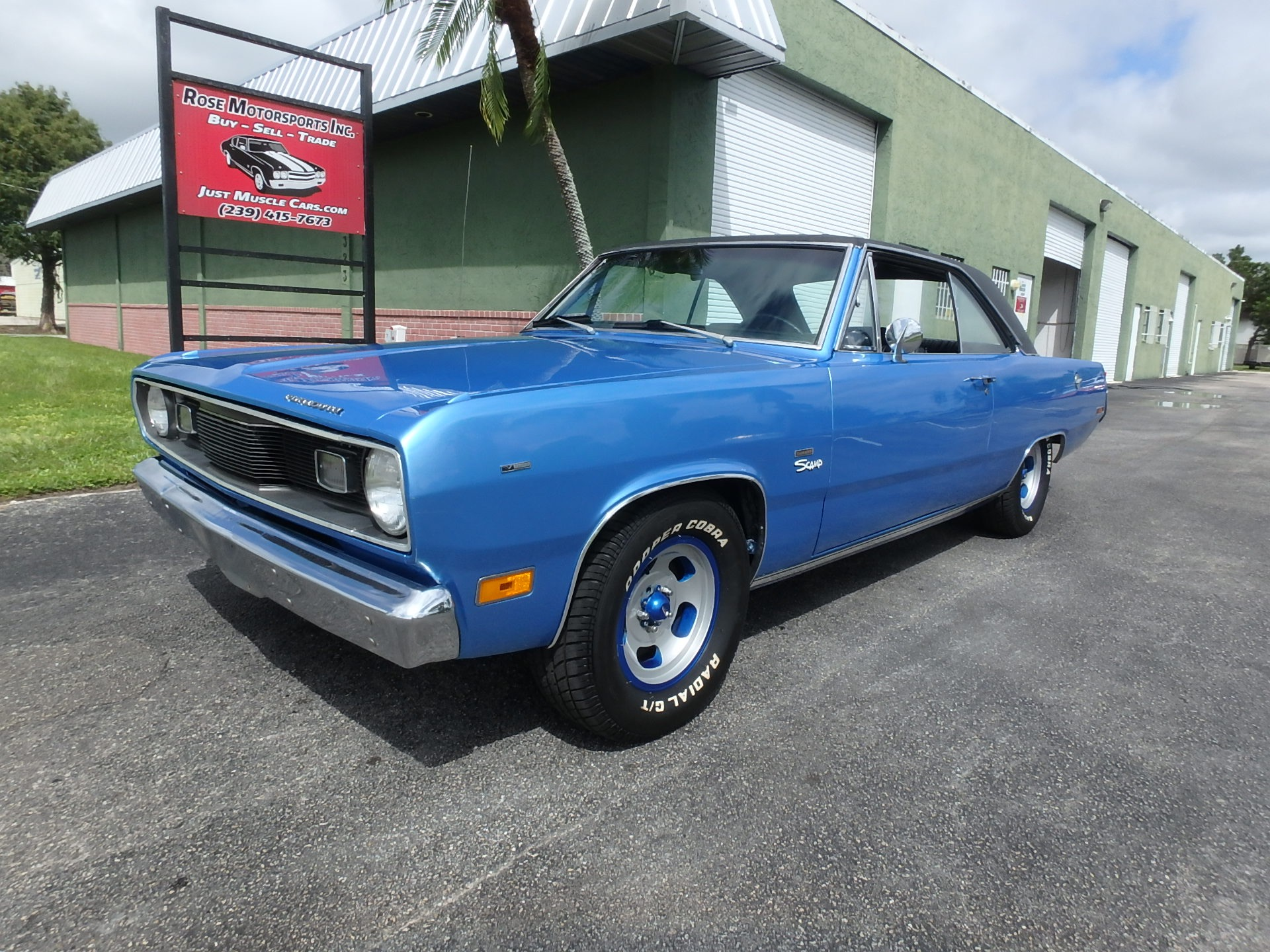 Used 1971 Plymouth Scamp