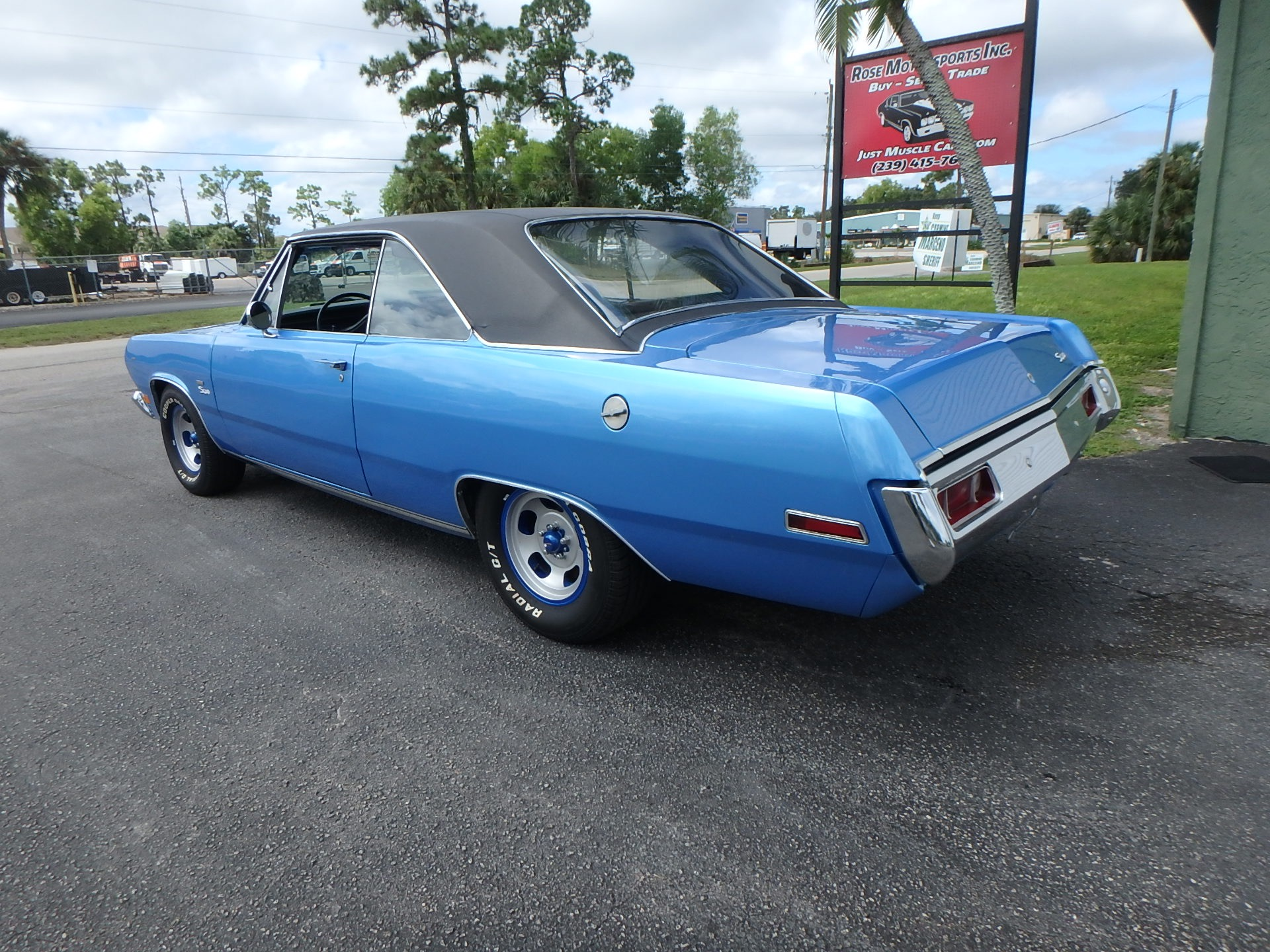 Used 1971 Plymouth Scamp For Sale ($16,900)   Rose ...