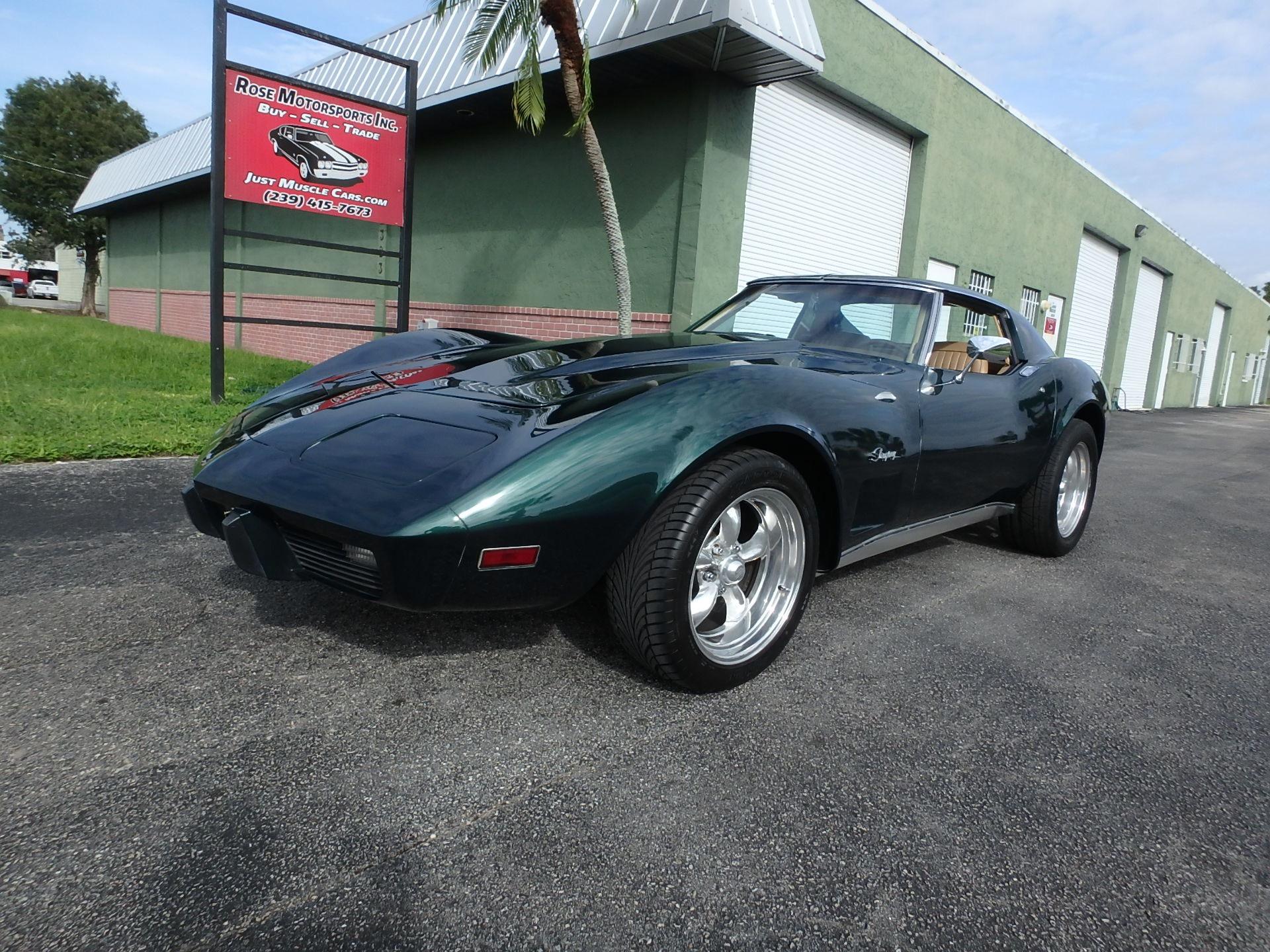 Used 1976 Chevy Corvette