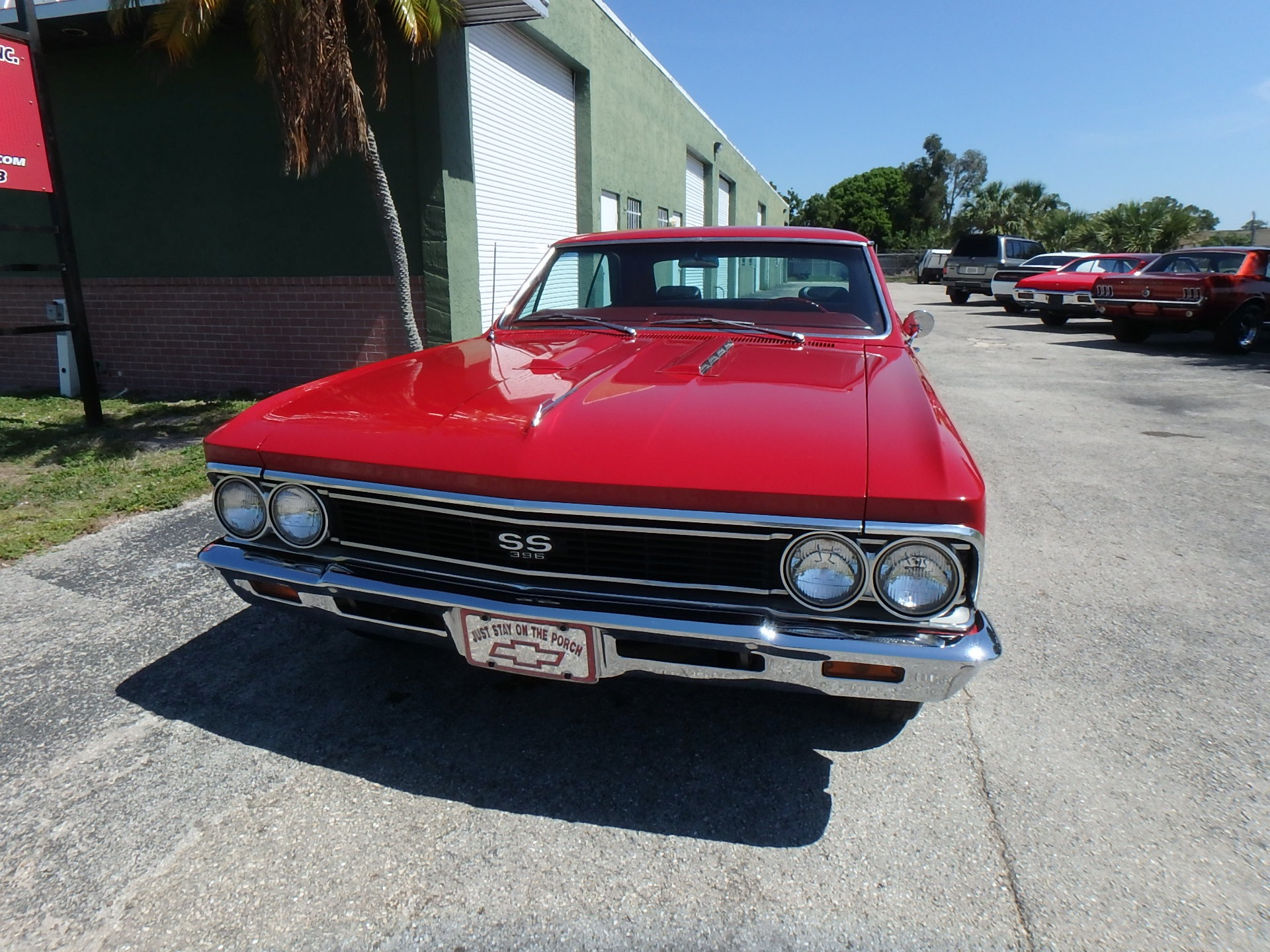 Used 1966 Chevy Chevelle SS396