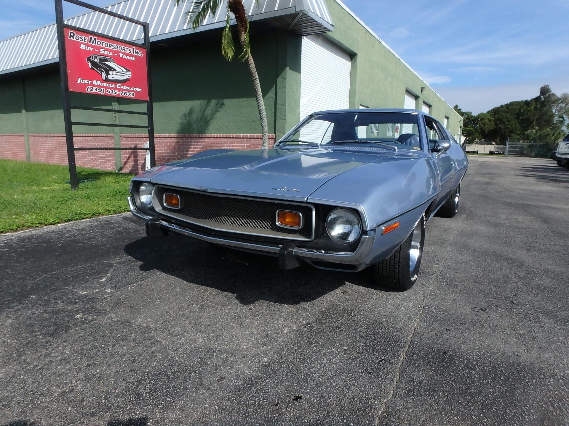 Used 1973 AMC Javelin