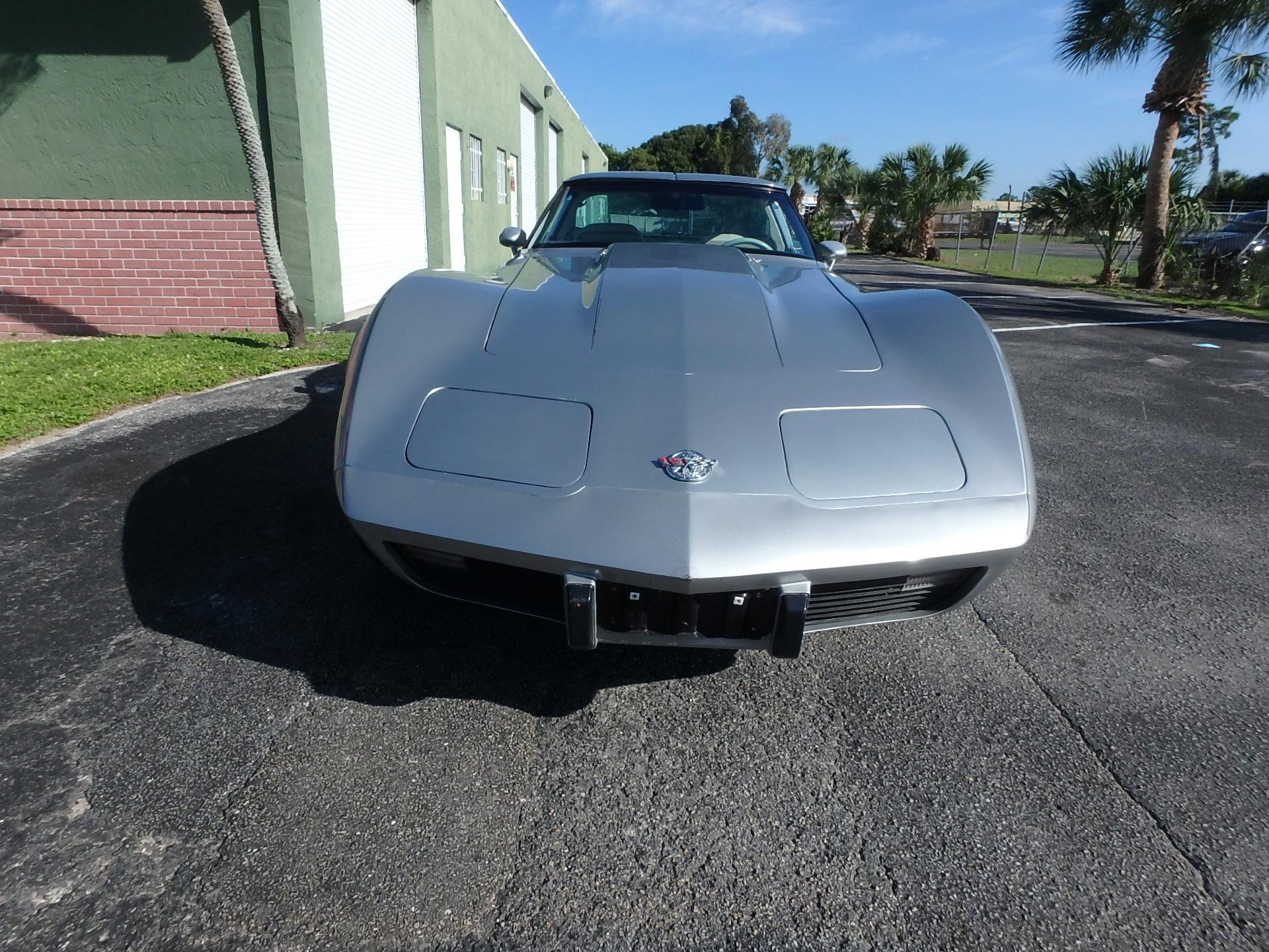 Used 1978 Chevy Corvette L82 25th Anniversary Edition