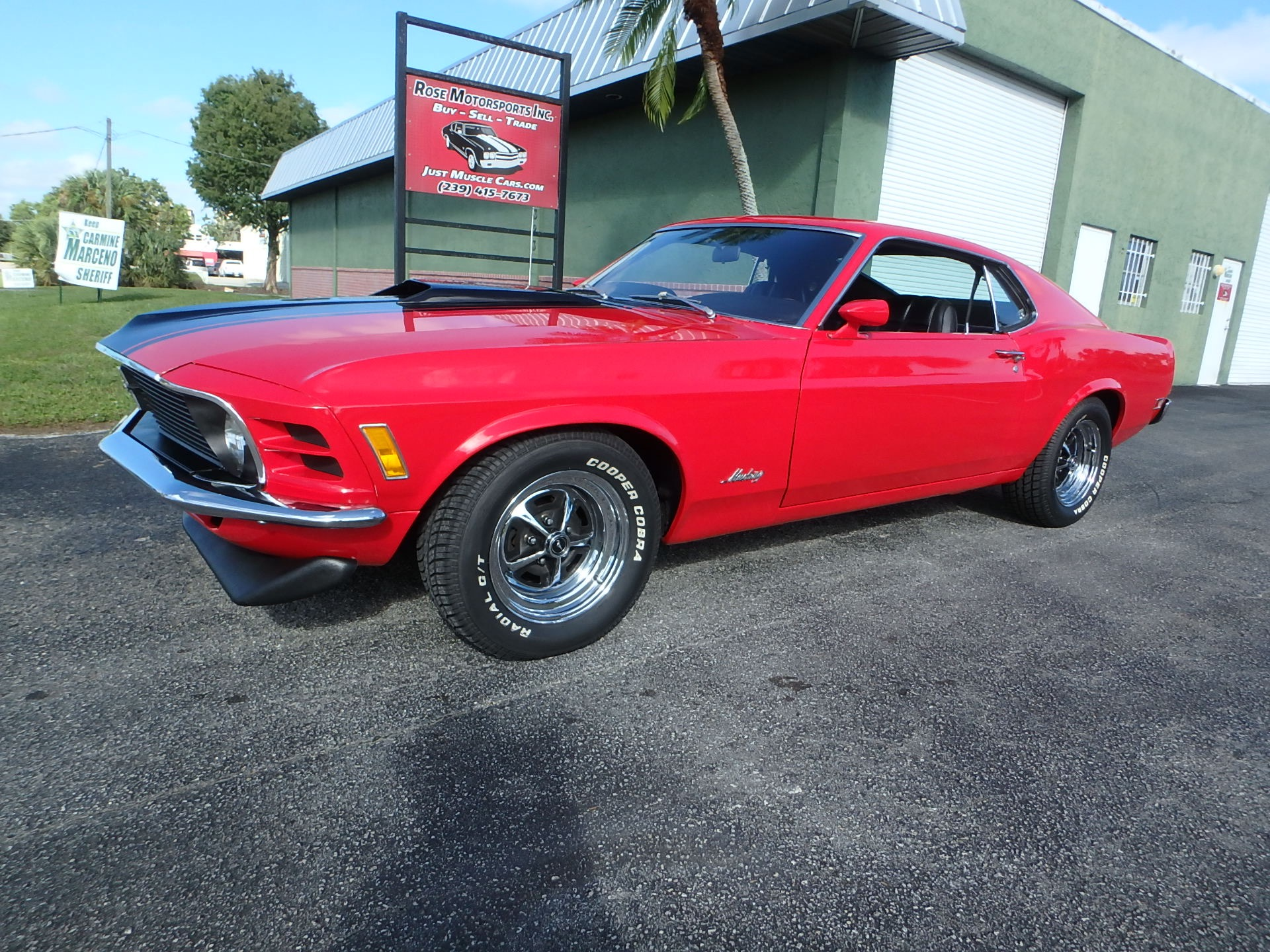 Used 1970 Ford Mustang Fastback
