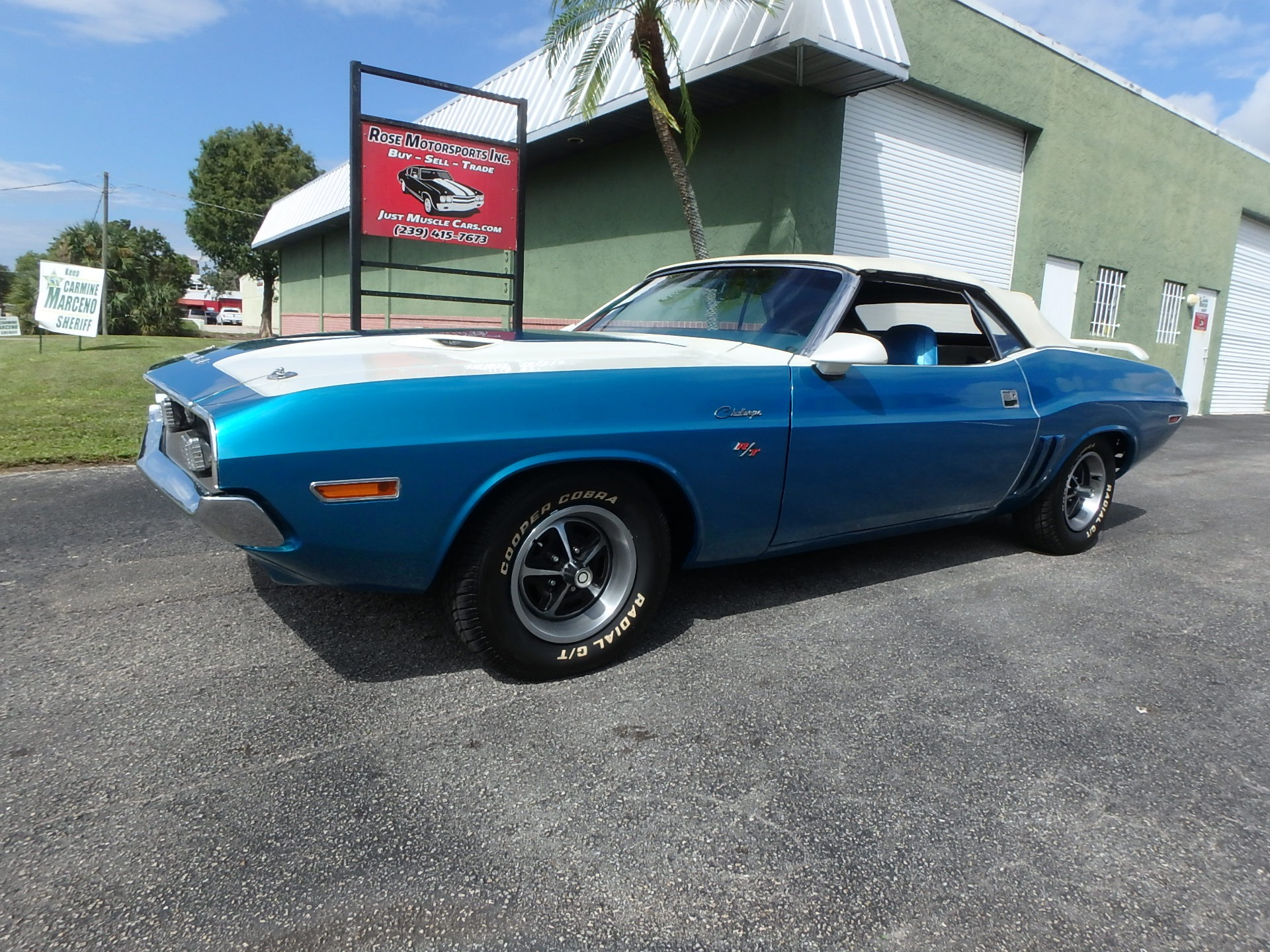 Used 1970 Dodge Challenger Convertible