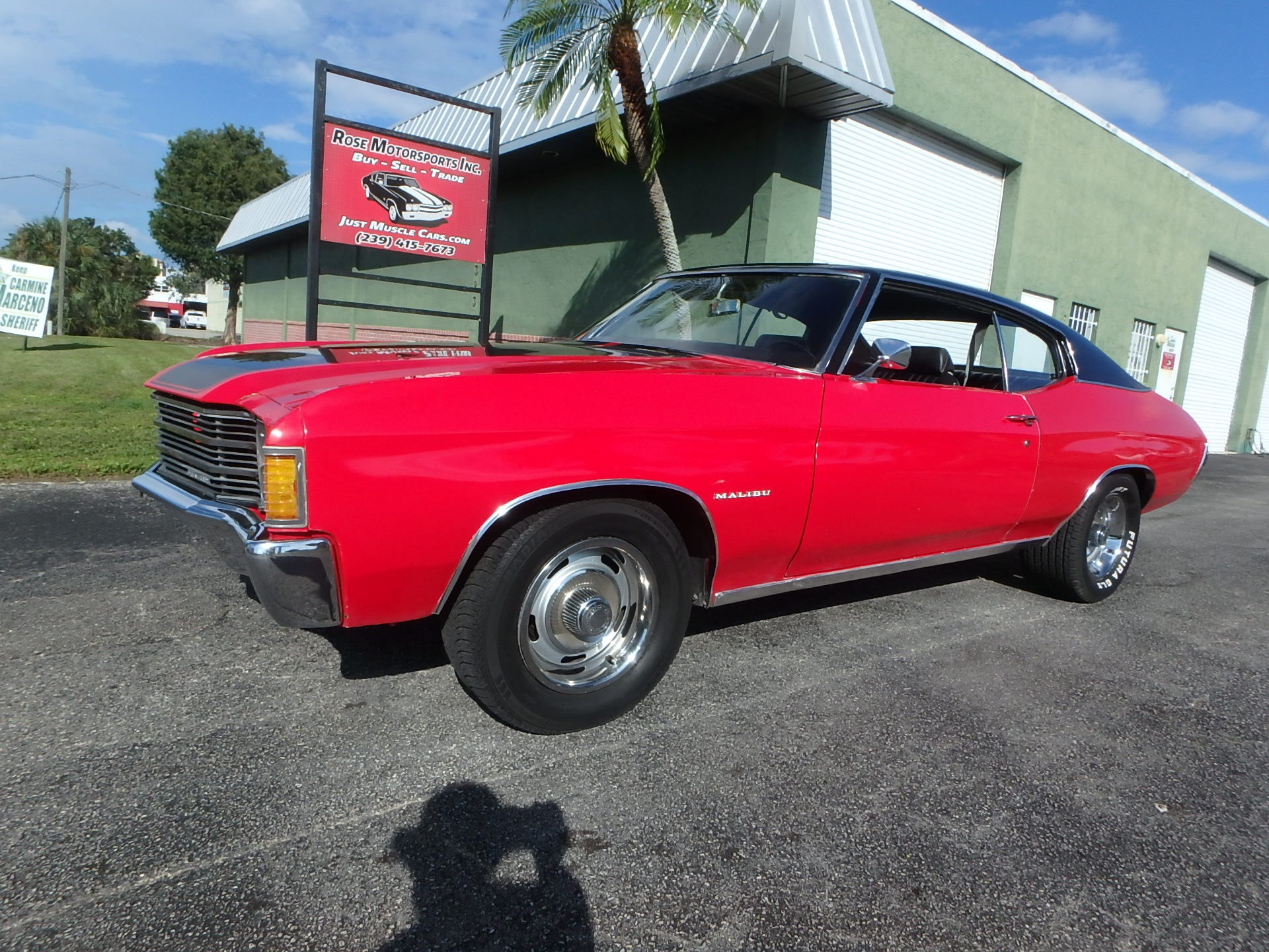 Used 1972 Chevy Chevelle