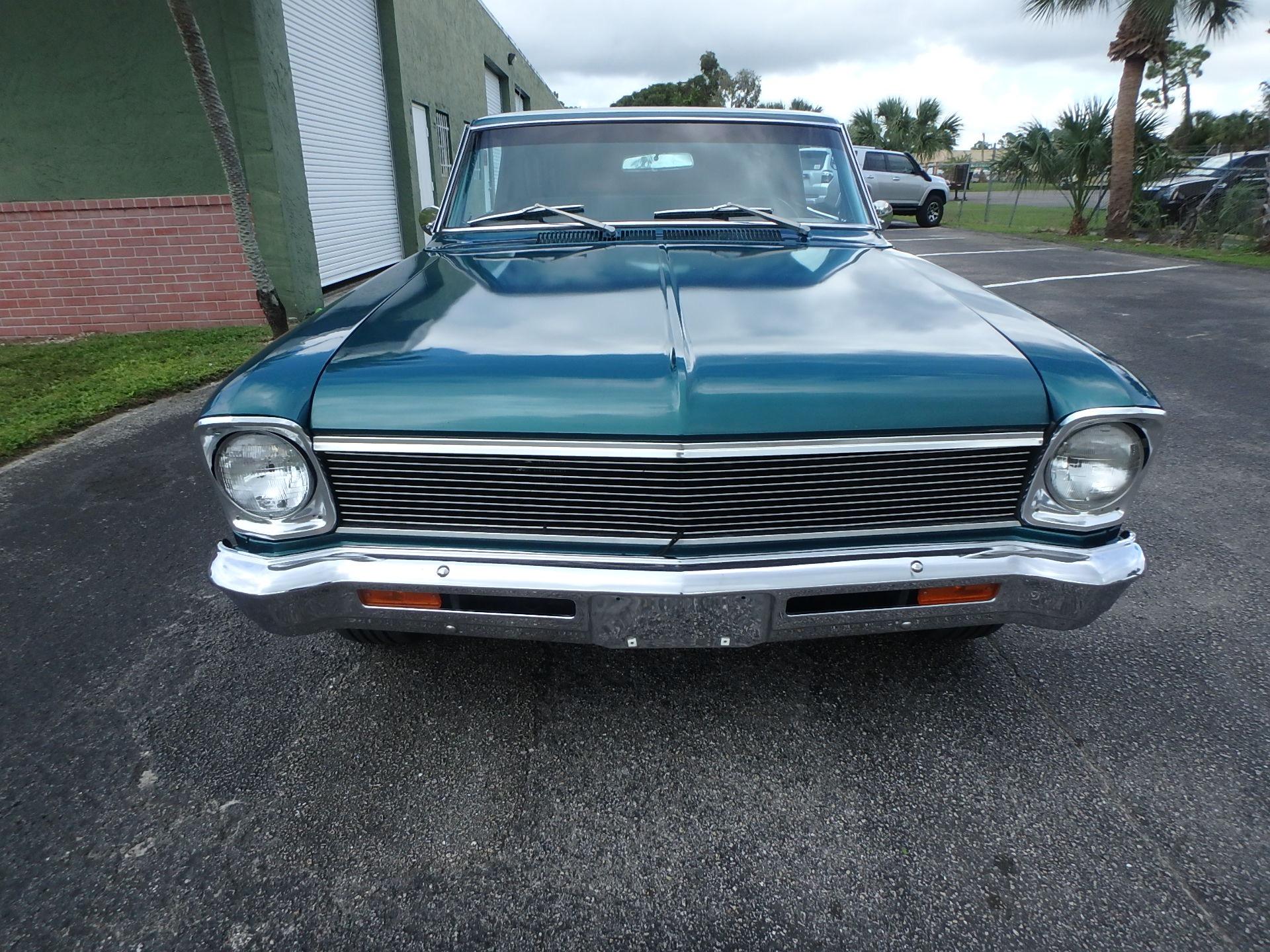 Used 1966 Chevy II Nova