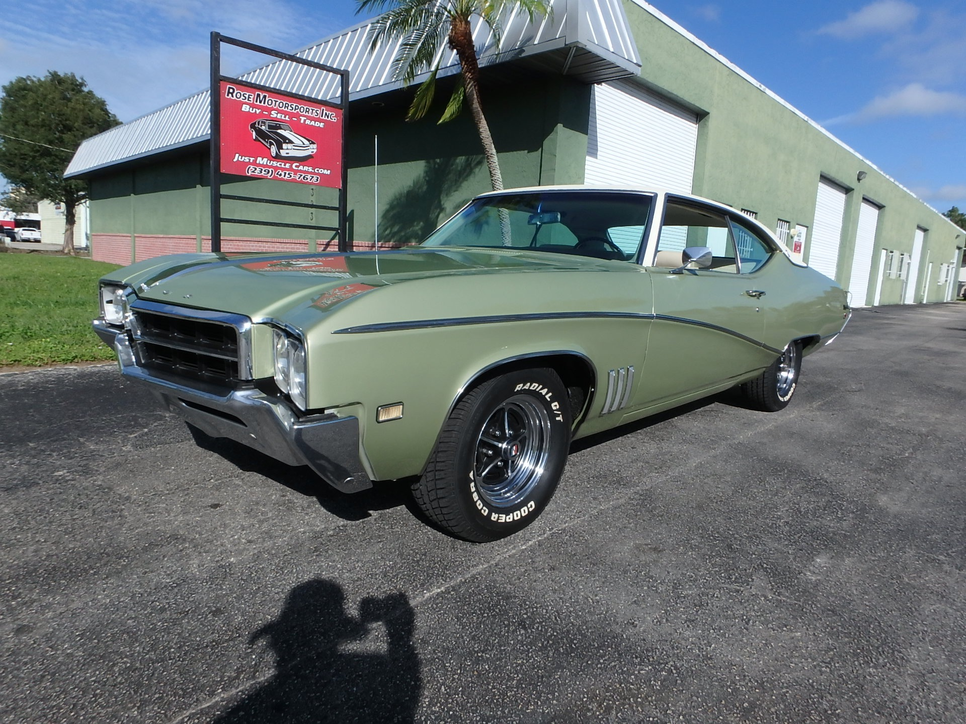 Used 1969 Buick Skylark
