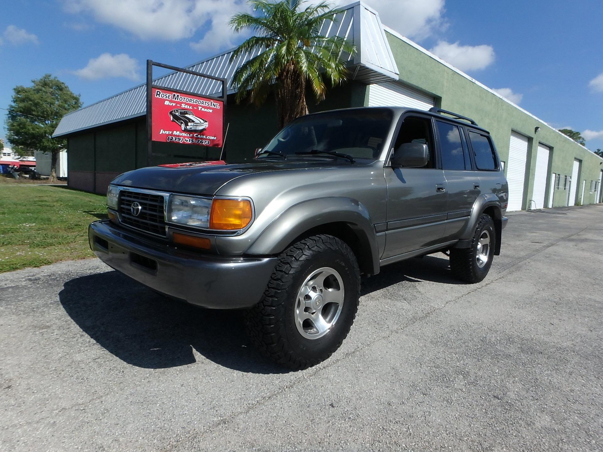 Used 1997 Toyota Land Cruiser
