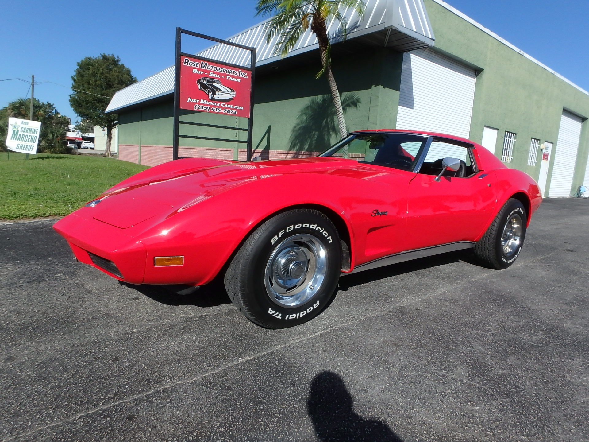 Used 1974 Chevy Corvette