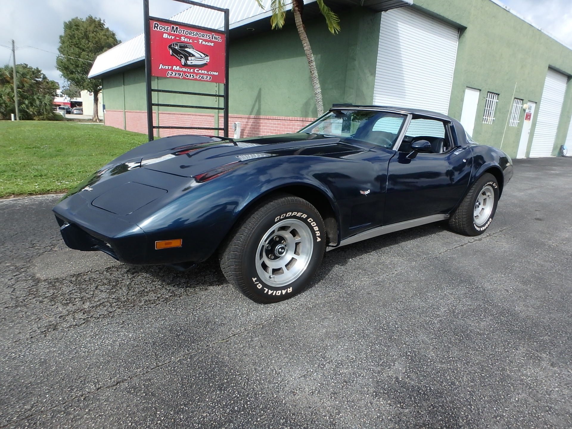 Used 1979 Chevy Corvette Stingray