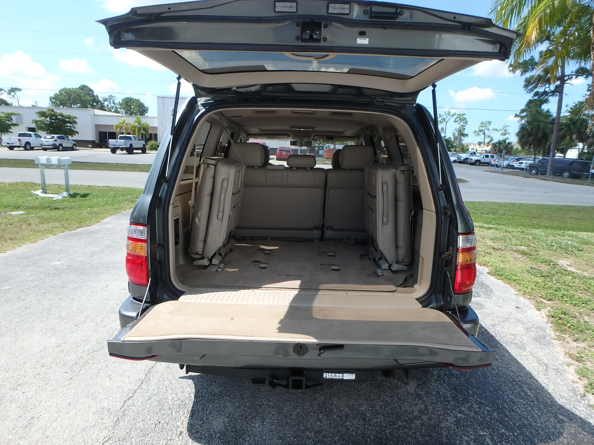 used 2000 toyota land cruiser for sale 13 500 rose motorsports inc stock 2336 used 2000 toyota land cruiser for sale