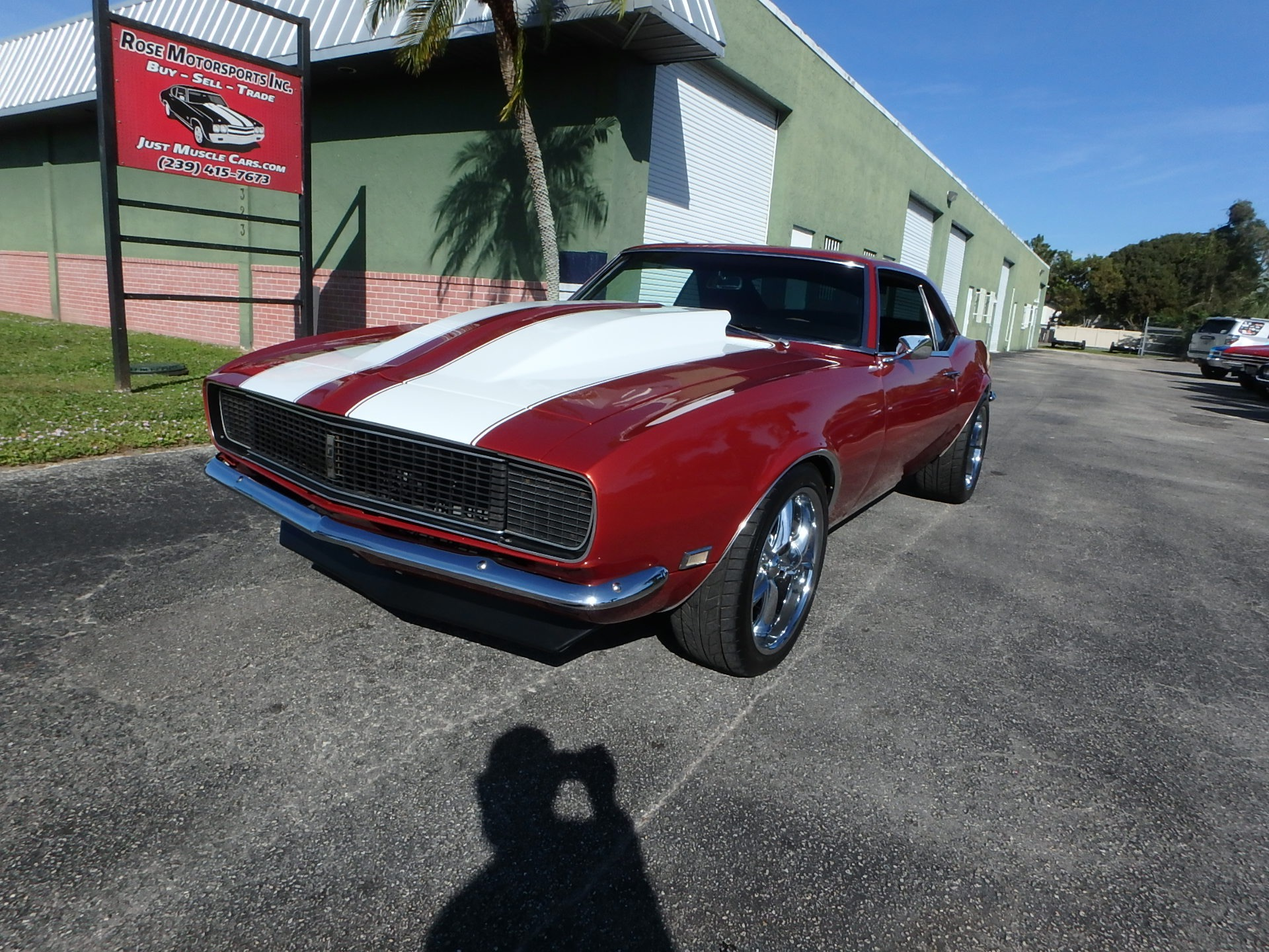 Used 1968 Chevy Camaro RS