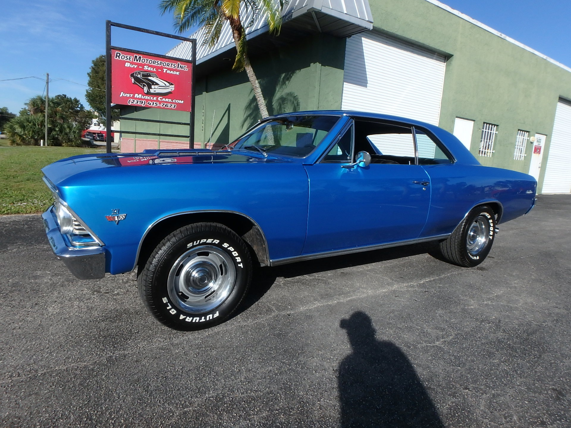 Used 1966 Chevy Chevelle